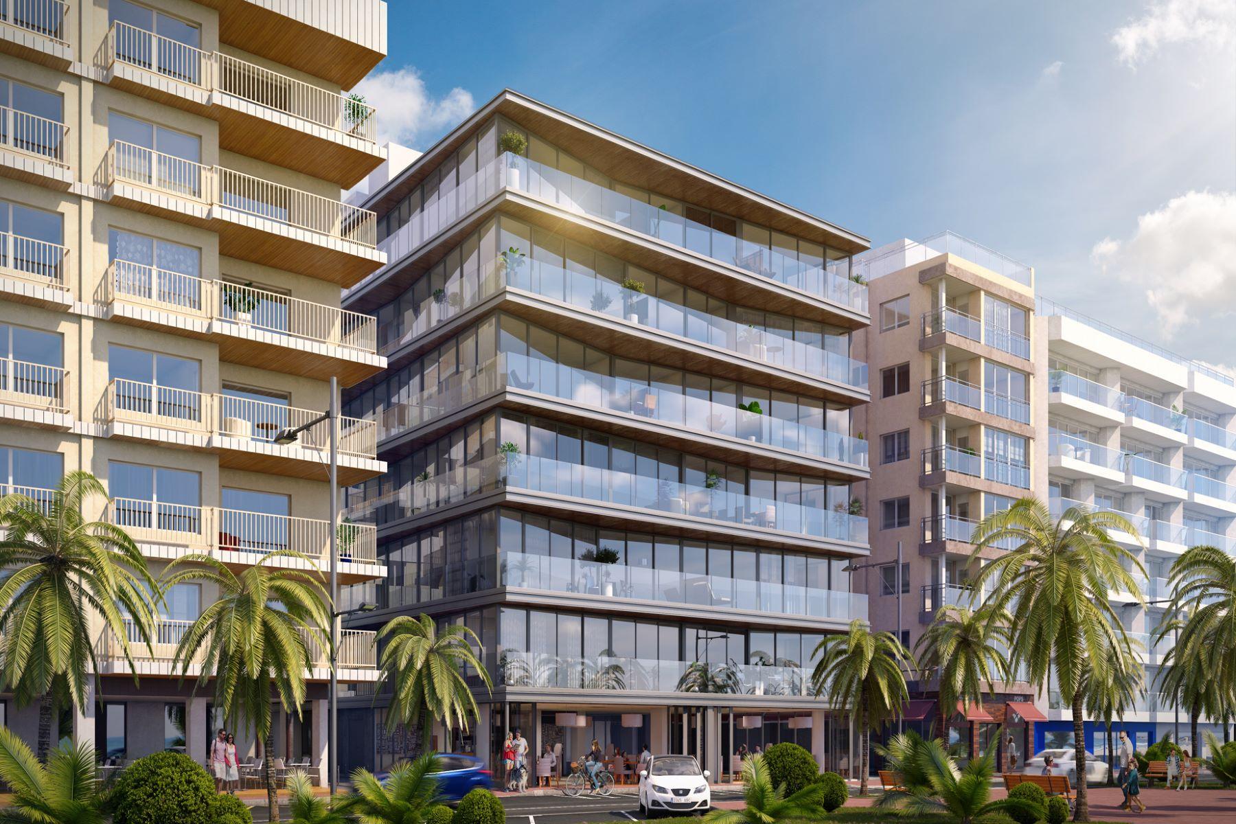 apartments for Sale at First floor apartment in new development in Lloret de Mar Lloret De Mar, Costa Brava 17310 Spain