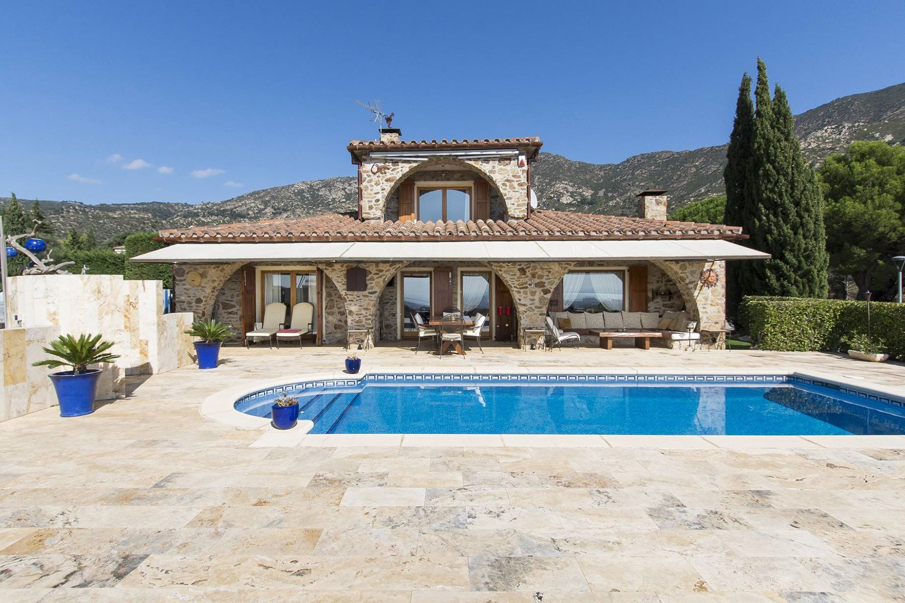 Single Family Home for Sale at Very nice House in Palau Saverdera Roses, Costa Brava, 17480 Spain