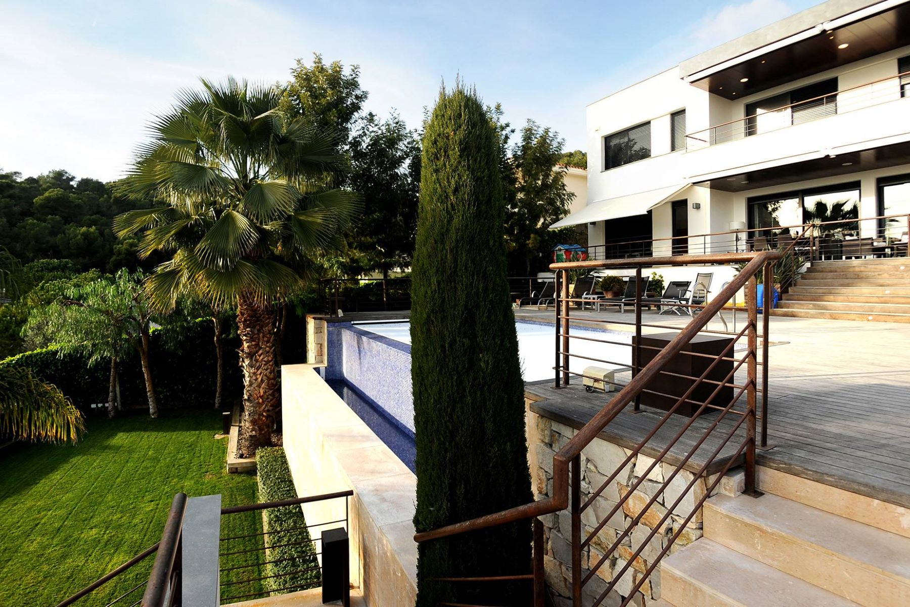 Single Family Home for Sale at Design House in Can Girona Sitges, Barcelona, 08870 Spain