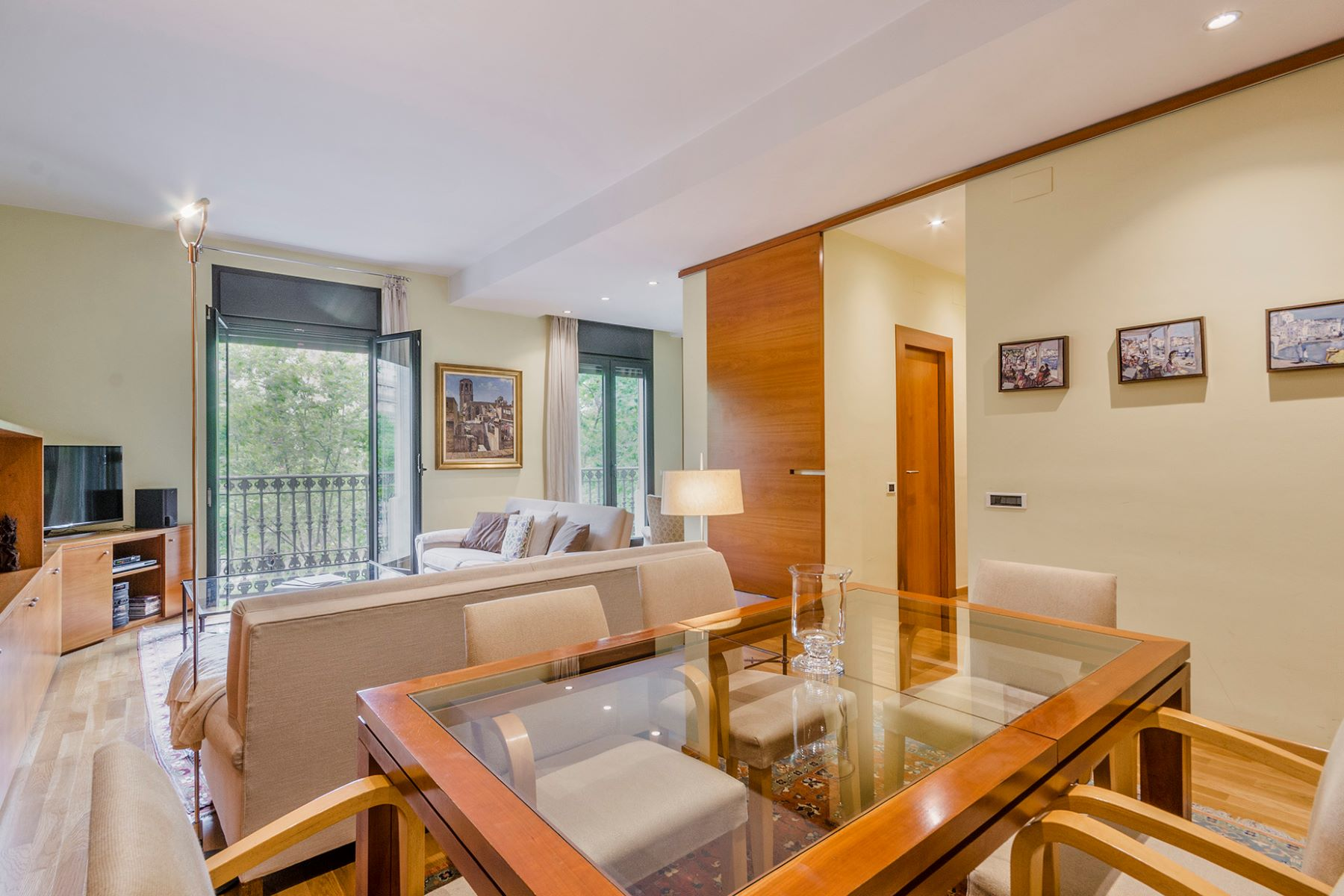 Apartment for Sale at Apartment in Paseo de Gracia with tourist license and parking Barcelona City, Barcelona, 08007 Spain