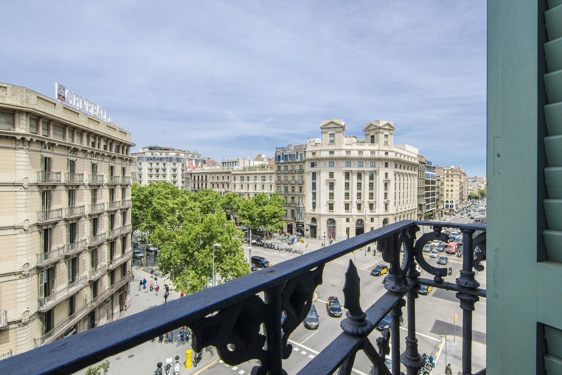 Apartment for Sale at Exclusive high floor apartment in Paseo de Gracia Barcelona City, Barcelona, 08007 Spain