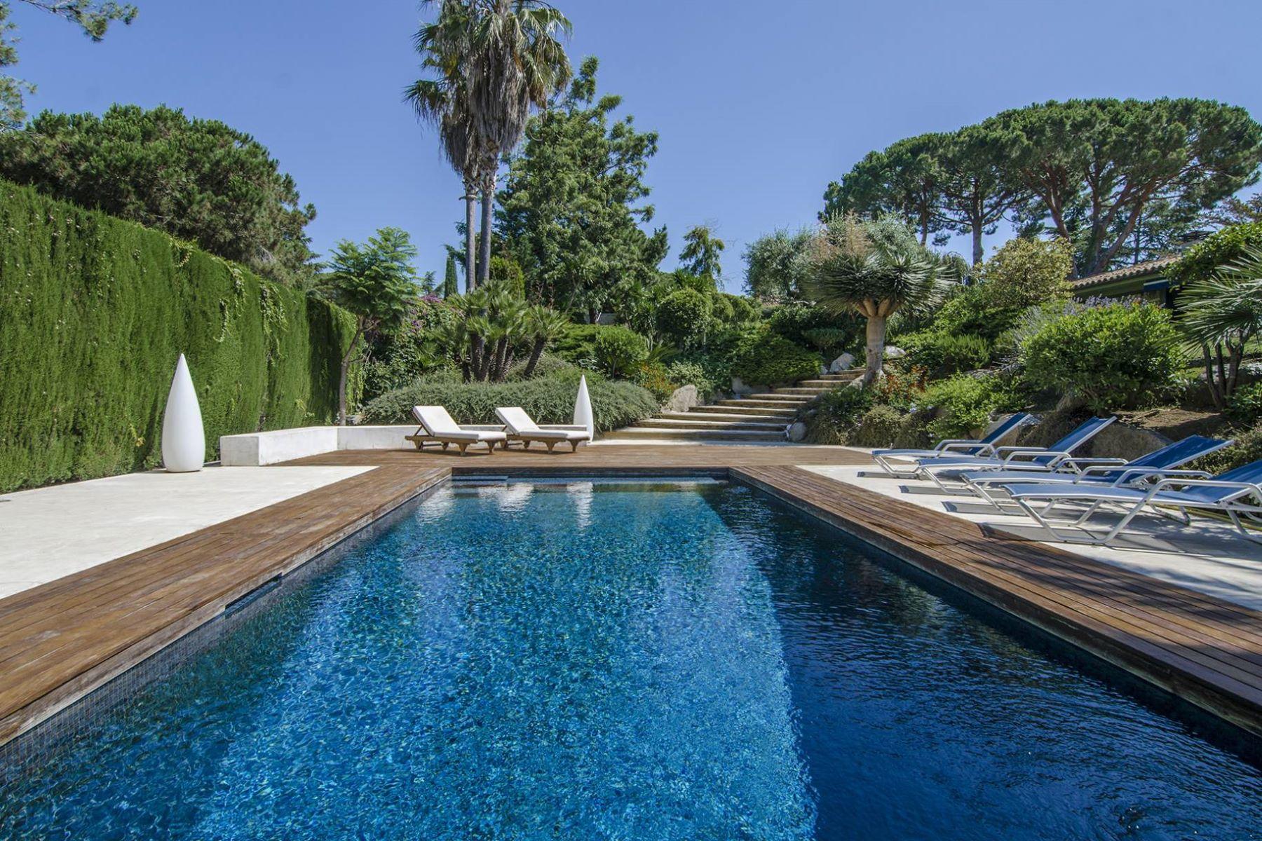 獨棟家庭住宅 為 出售 在 Contemporary house in Supermaresme Sant Andreu De Llavaneres, Barcelona, 08392 西班牙