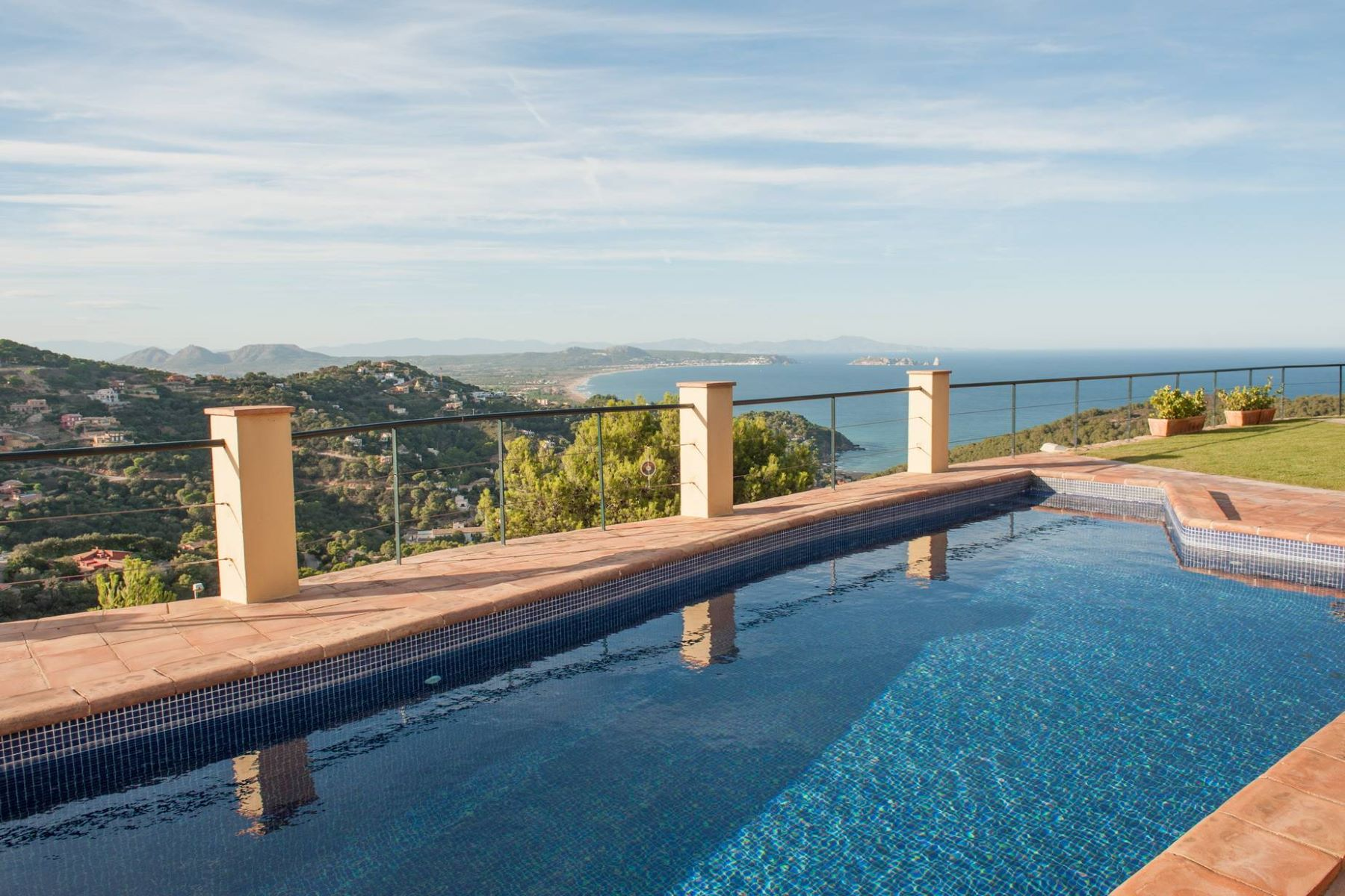 Single Family Home for Sale at Mediterranean house with sea views, walk to Begur Begur, Costa Brava, 17255 Spain