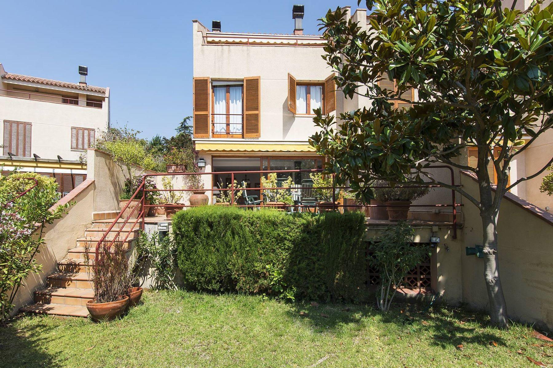 Tek Ailelik Ev için Satış at Fantastic terraced house 50 metres from the beach at S'Agaró S'Agaro, Costa Brava, 17248 Ispanya