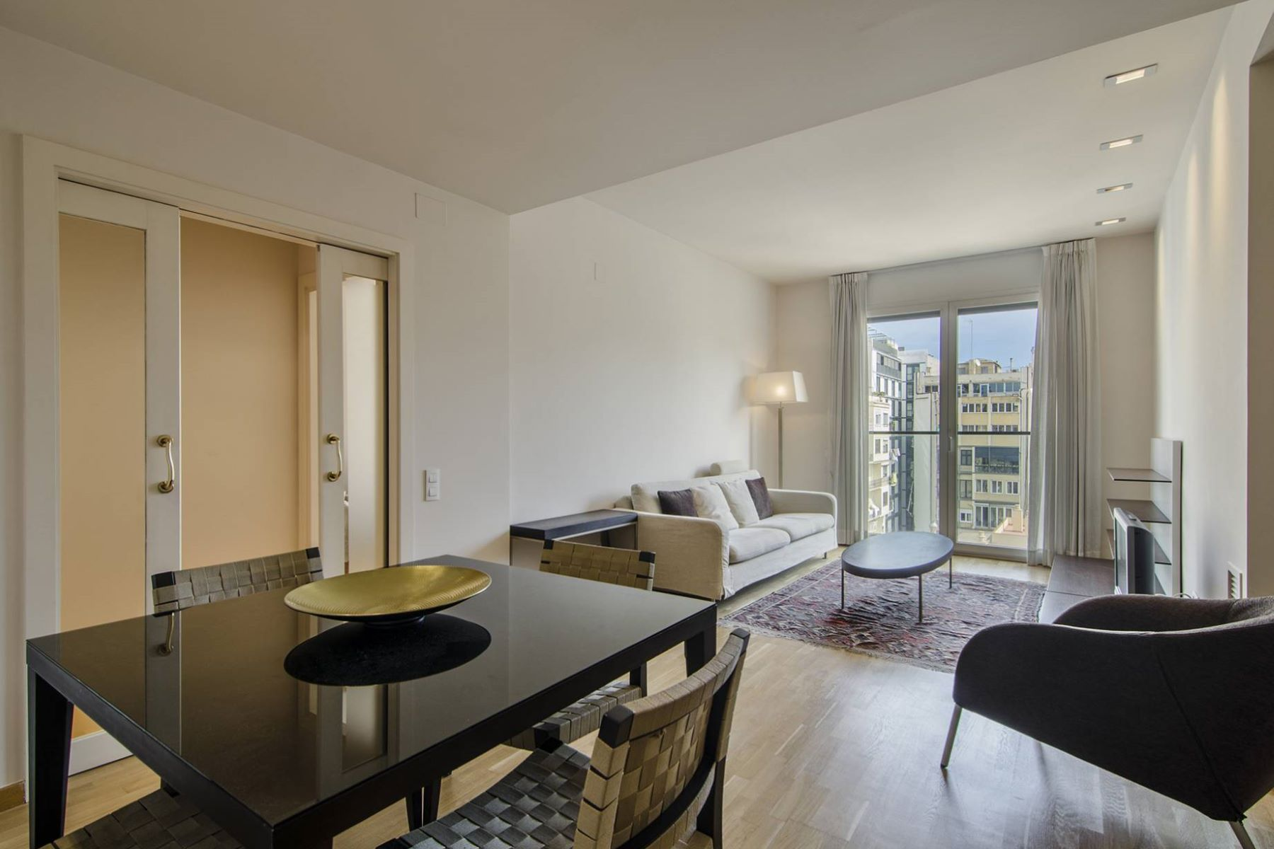 Apartment for Sale at Impeccable apartment in the heart of Barcelona Barcelona City, Barcelona, 08007 Spain