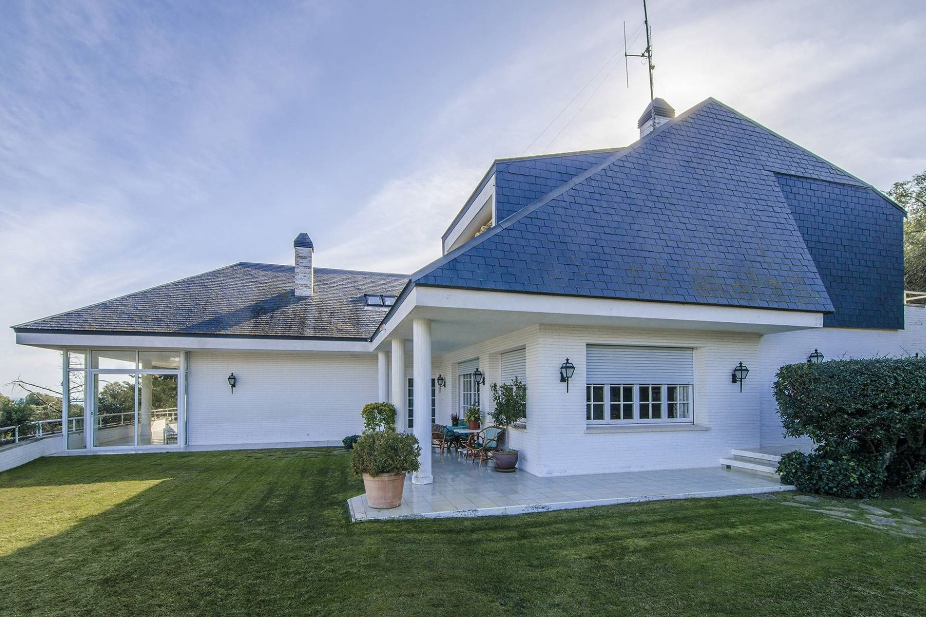 Einfamilienhaus für Verkauf beim A Luxury Next to the Golf of Llavaneres Sant Andreu De Llavaneres, Barcelona, 08392 Spanien