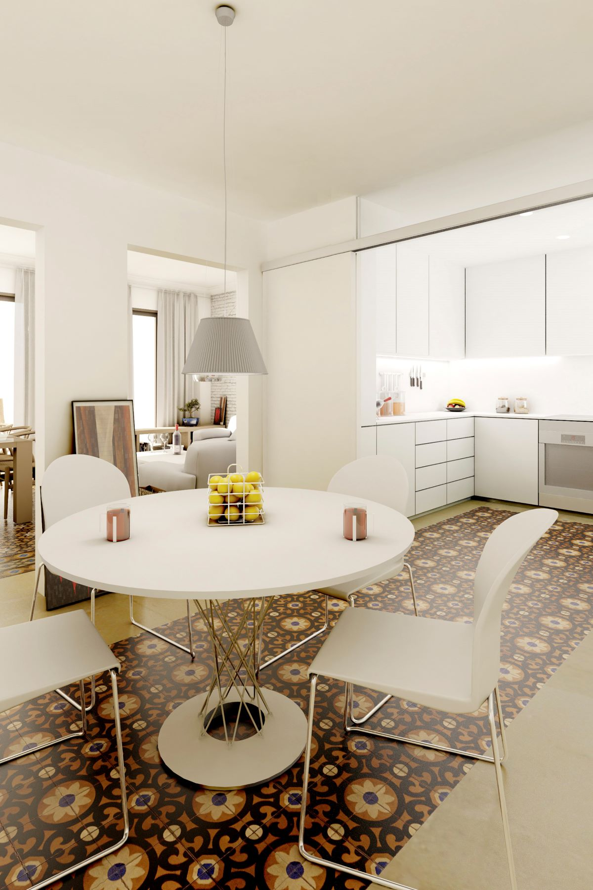Apartment for Sale at Brand new apartment in the Left side of the Eixample Barcelona City, Barcelona, 08007 Spain