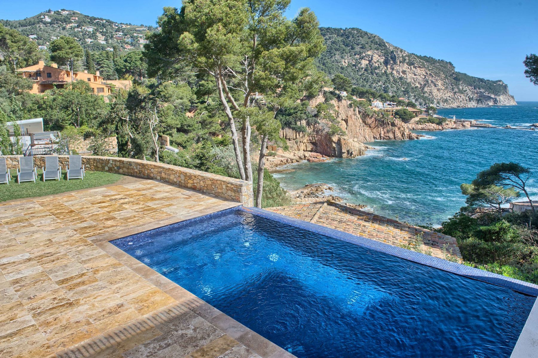 sales property at Exclusive modern villa in Aiguablava with access to the sea