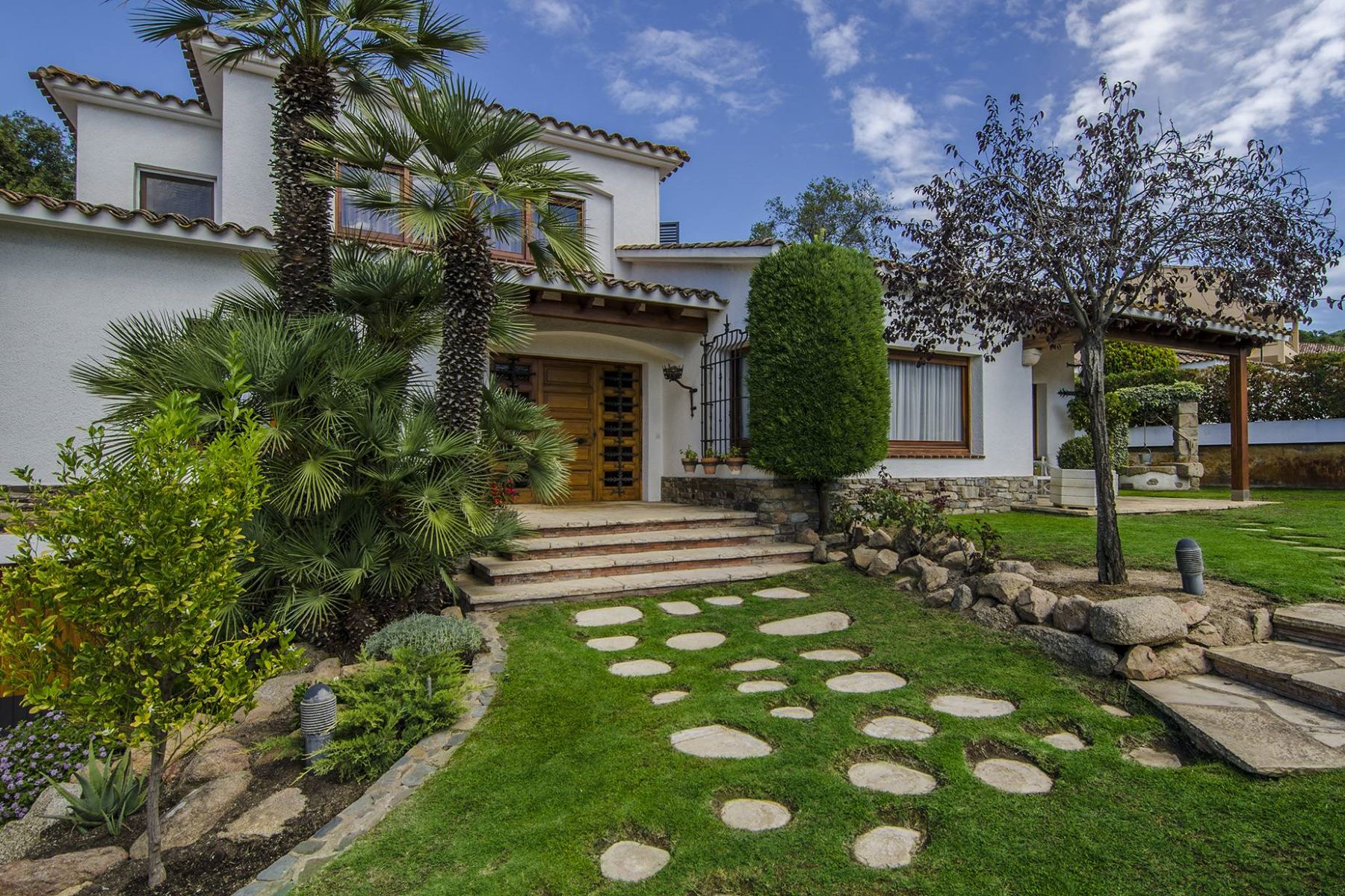 Single Family Home for Sale at Rustic essence and Mediterranean scent in Arenys de Munt Other Cities Barcelona North Coast, Barcelona, 08328 Spain