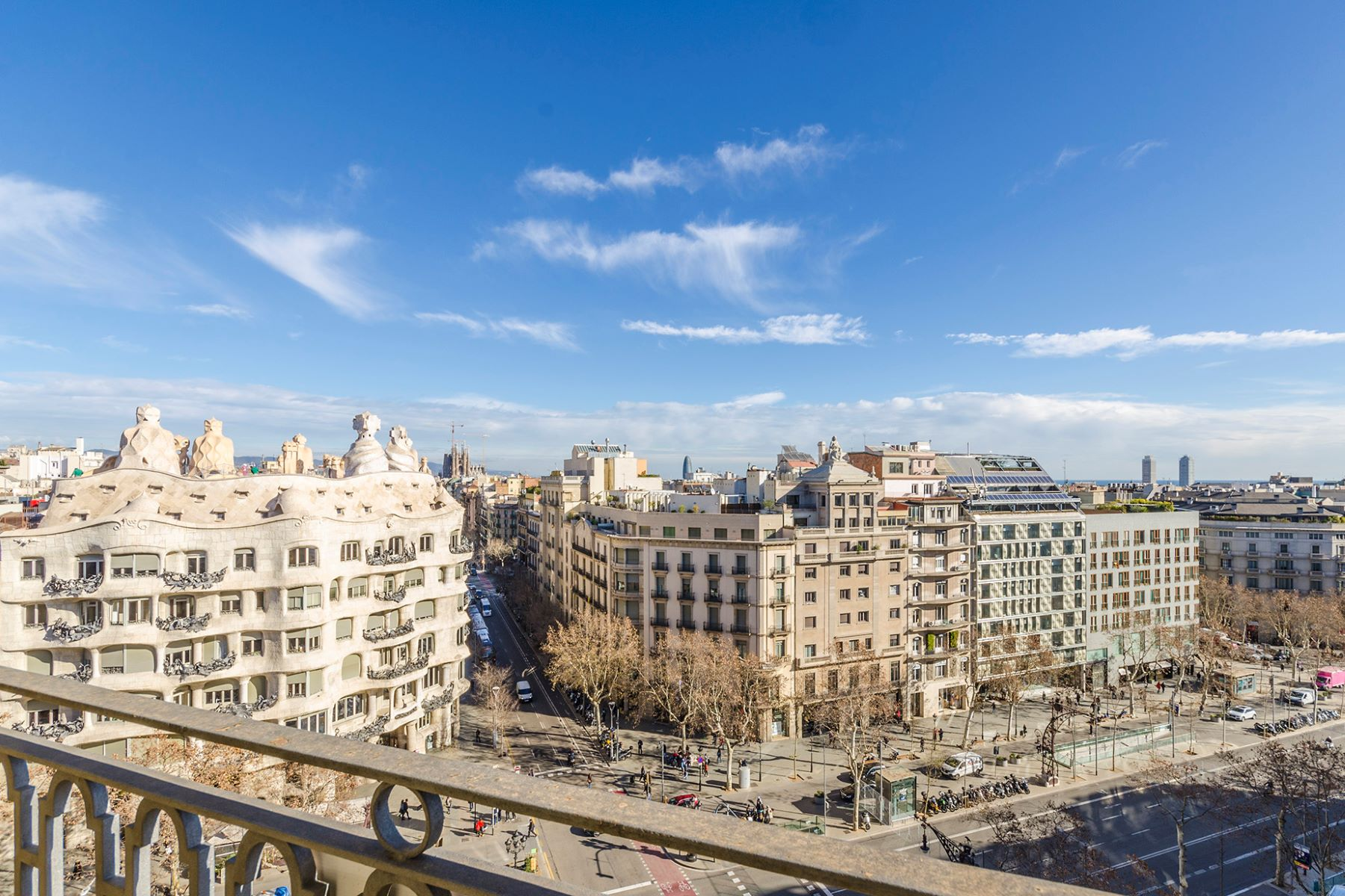公寓 為 出售 在 Luxurious and modern property in Paseo de Gracia Barcelona City, Barcelona, 08007 西班牙