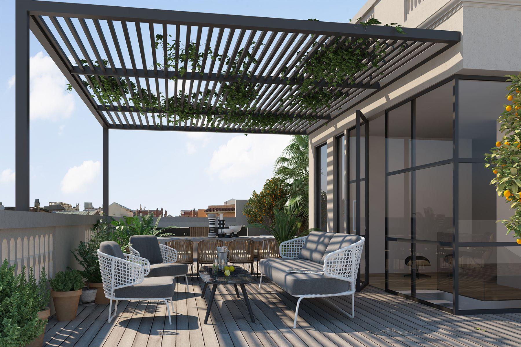 Apartment for Sale at Excellent duplex penthouse in Gràcia Barcelona City, Barcelona, 08012 Spain