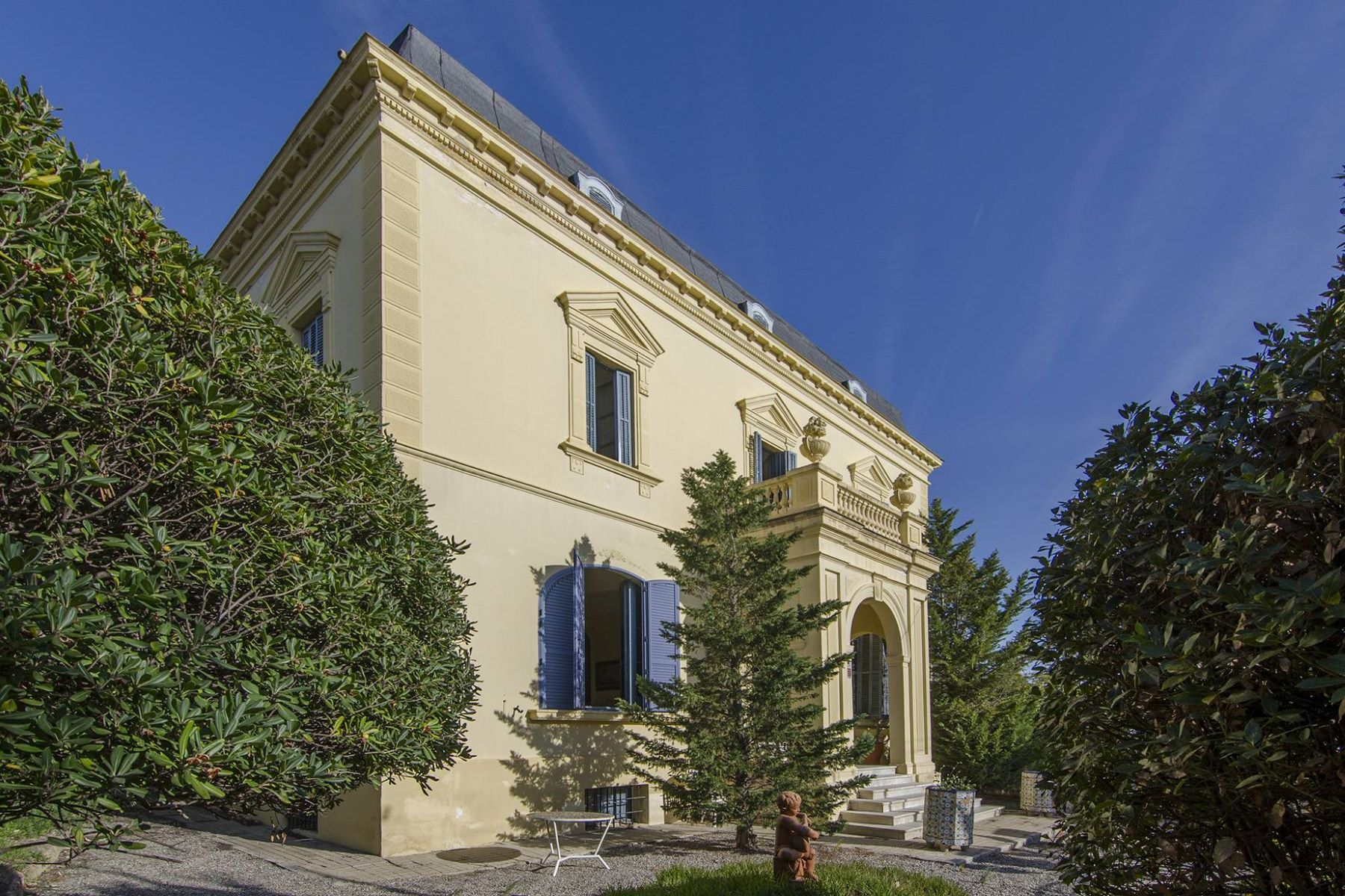 Single Family Home for Sale at Magnificent French Neoclassical Style House Close to Barcelona Other Cities Barcelona North Coast, Barcelona, 08328 Spain