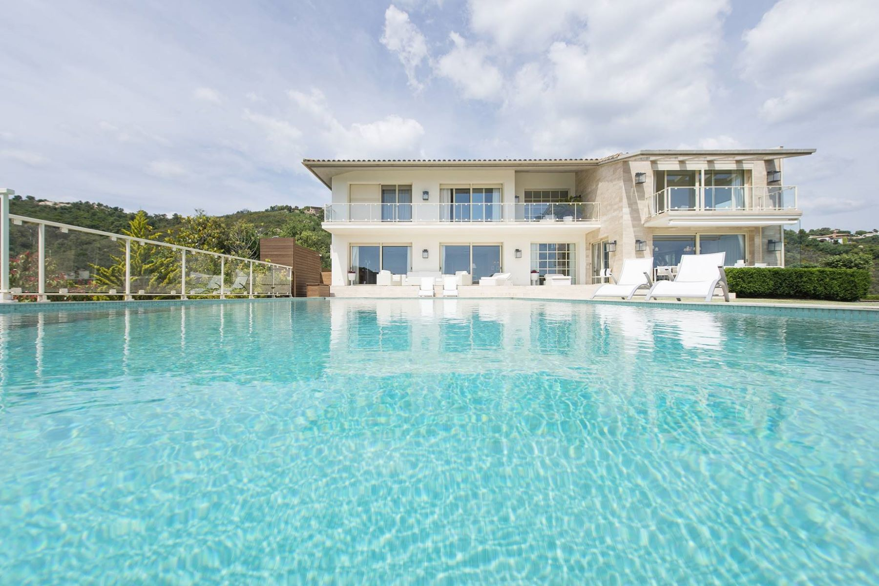 Single Family Home for Sale at Elegant mansion with great sea views Playa De Aro, Costa Brava, 17250 Spain