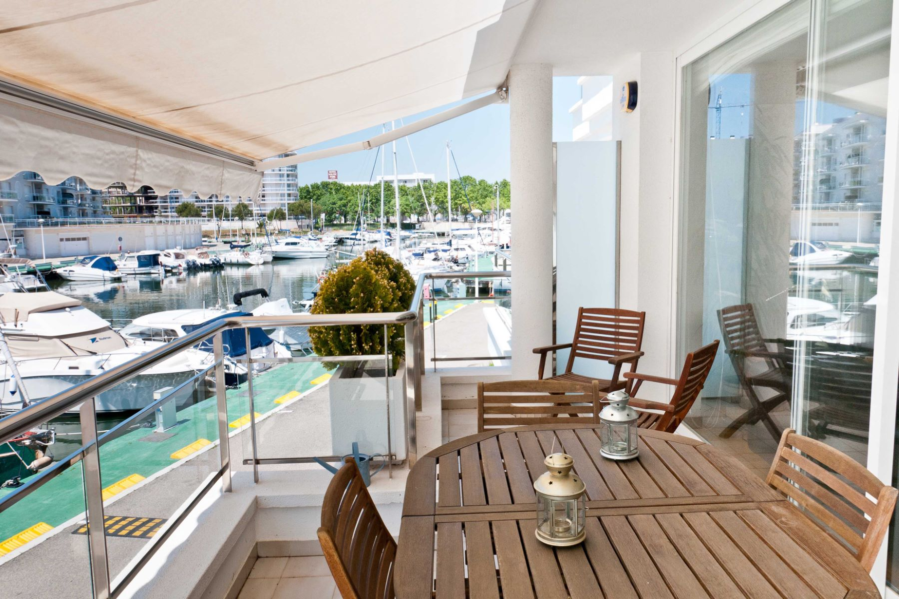 Single Family Home for Sale at Terraced house on private island in Port d'Aro Playa De Aro, Costa Brava, 17250 Spain