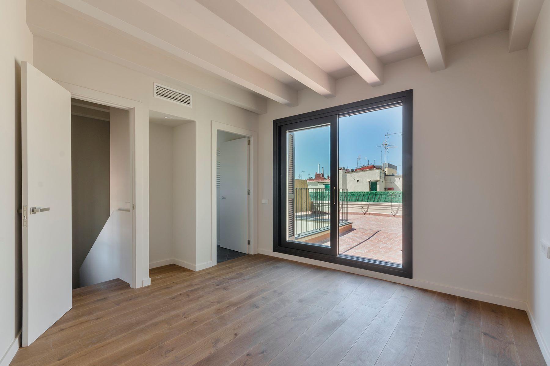 Apartamento por un Venta en Penthouse itn two levels in Born Barcelona City, Barcelona, 08002 España