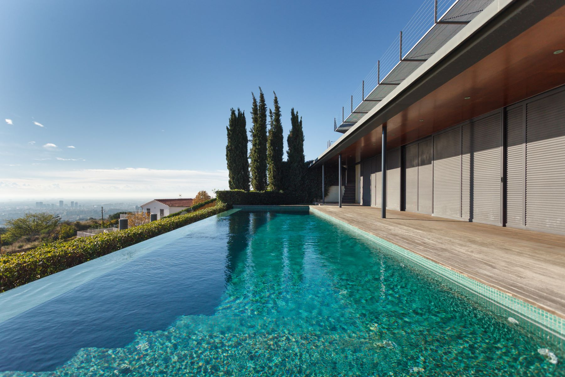Single Family Home for Sale at Fantastic House With Views to All Barcelona Barcelona City, Barcelona, 08034 Spain