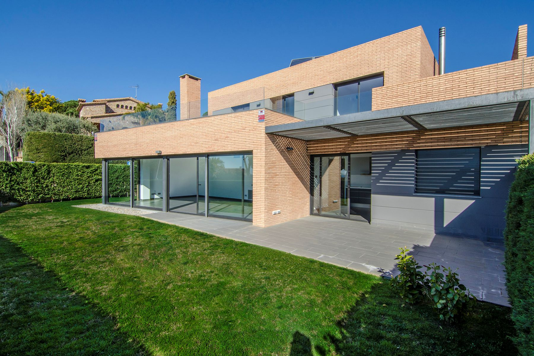 Maison unifamiliale pour l Vente à Beautiful Modern House Overlooking the Mediterranean Sea Other Cities Barcelona North Coast, Barcelona, 08328 Espagne