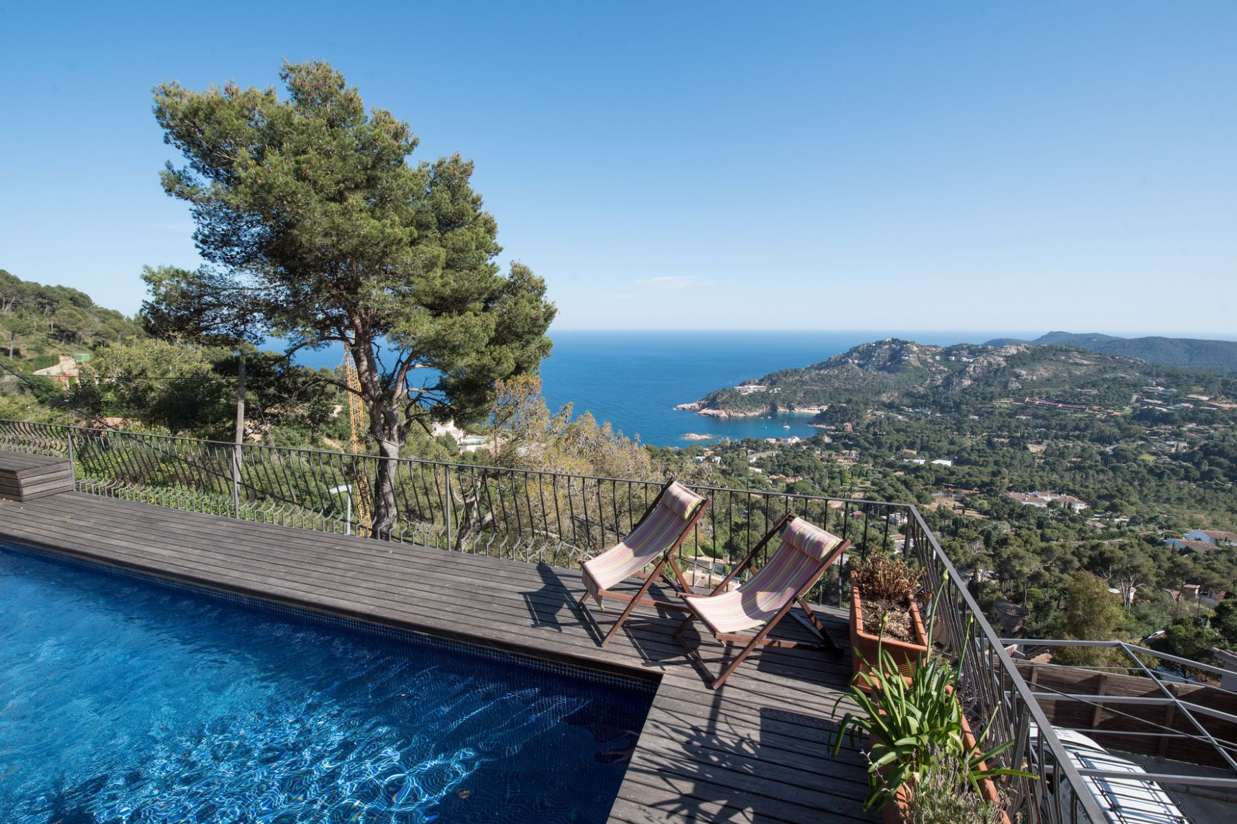 Single Family Home for Sale at Beautiful house with sea views in Aiguablava Begur, Costa Brava, 17255 Spain