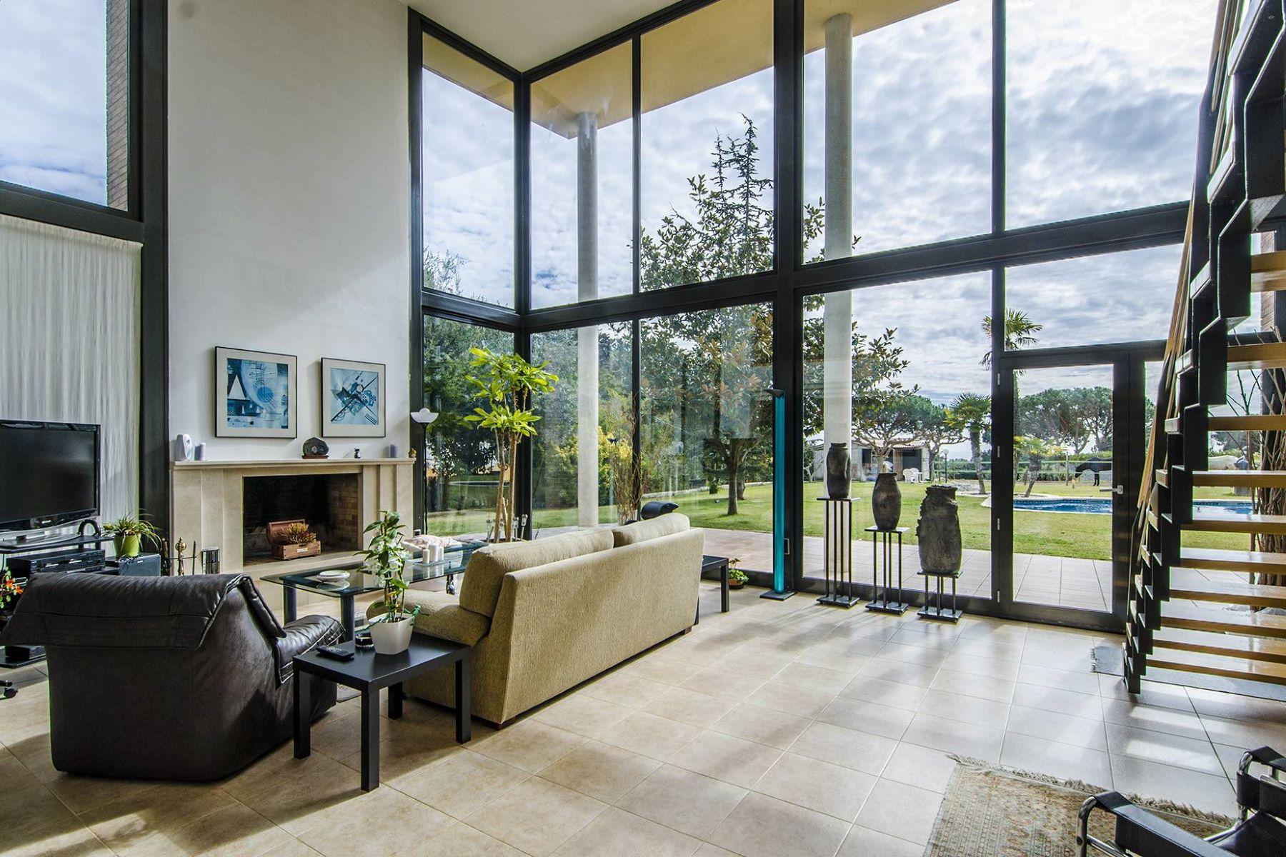 Single Family Home for Sale at Exclusive Property in Rocaferrera Sant Andreu De Llavaneres, Barcelona, 08392 Spain