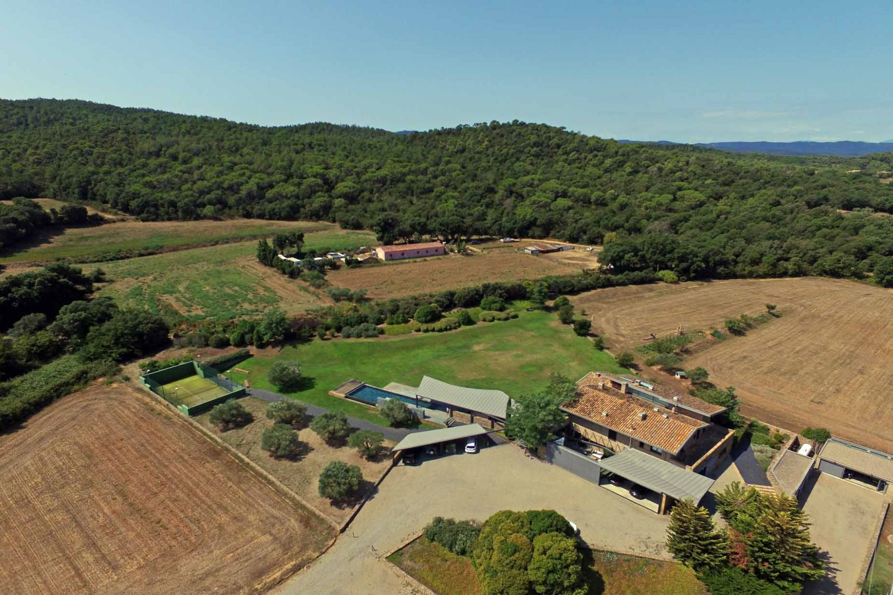 Single Family Home for Sale at Fantastic farmhouse in the heart of the Costa Brava Other Spain, Other Areas In Spain 17001 Spain