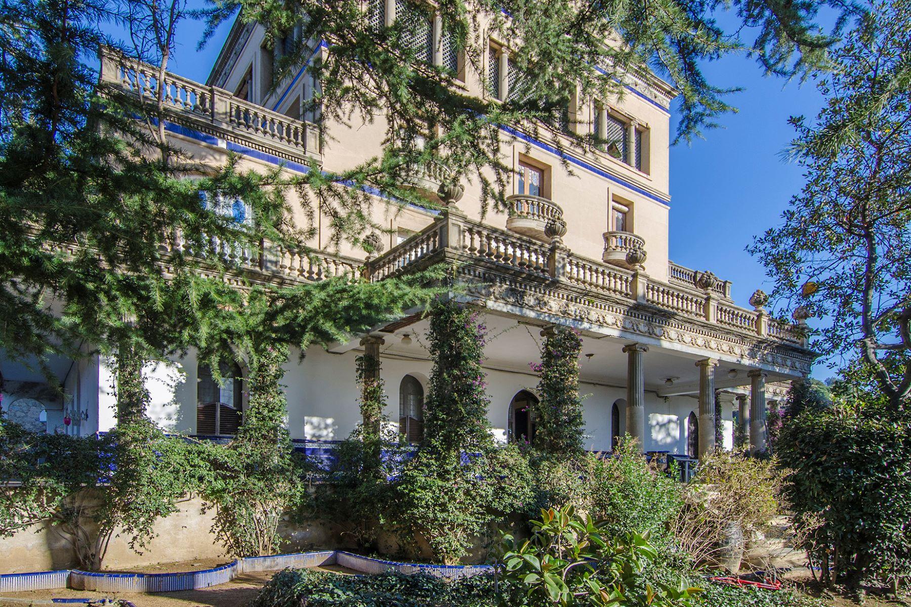 獨棟家庭住宅 為 出售 在 Majestic and Exclusive Home in Alella Alella, Barcelona, 08328 西班牙