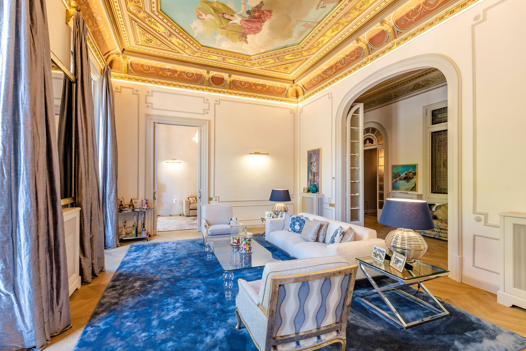 Apartment for Sale at The most exceptional apartment in Barcelona Barcelona City, Barcelona 08007 Spain