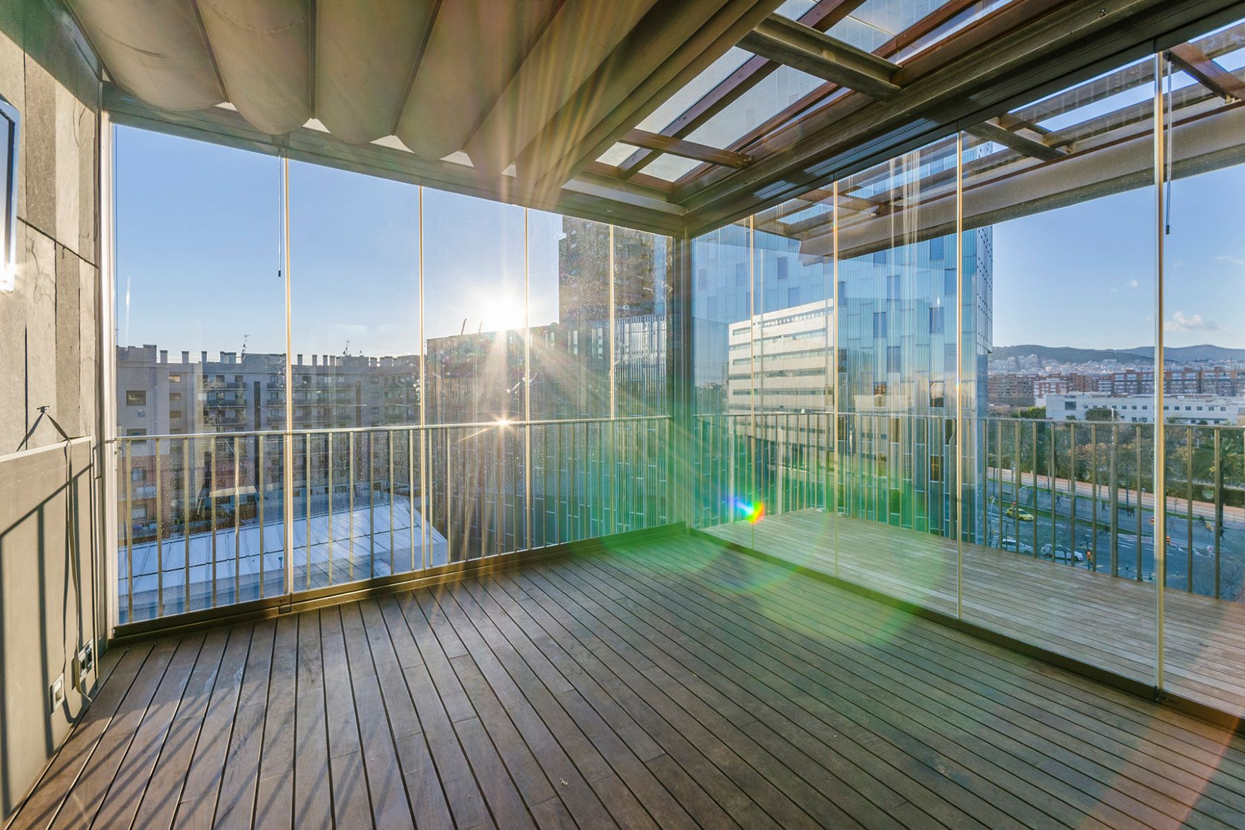 Apartment for Sale at Modern penthouse with terrace in Poblenou Barcelona City, Barcelona, 08019 Spain