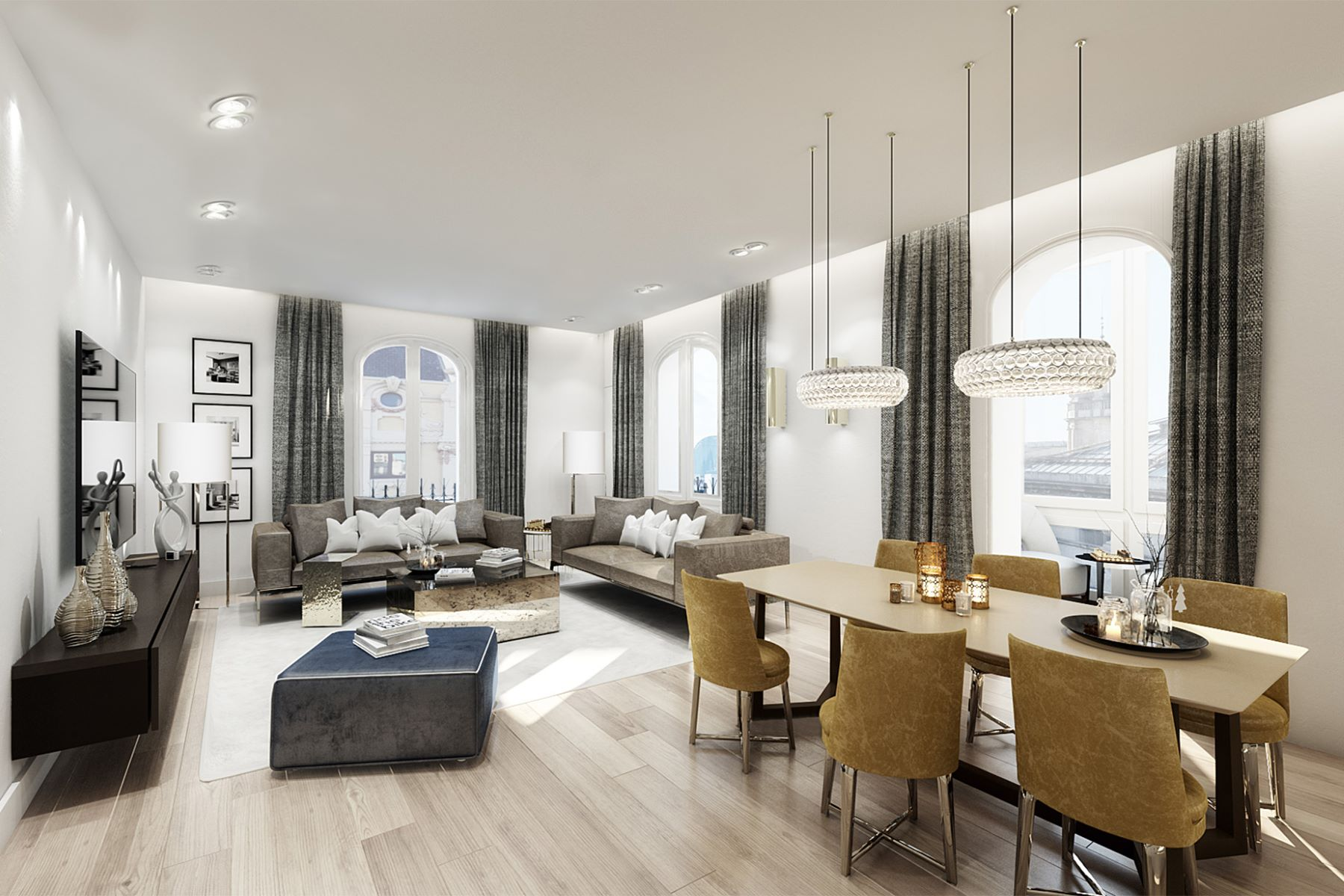 Apartment for Sale at Brand new luxury apartments in the heart of Barcelona Barcelona City, Barcelona, 08002 Spain