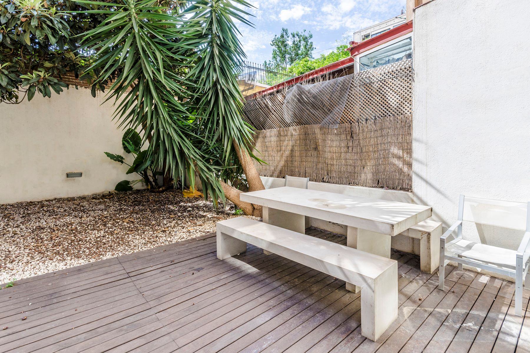Apartment for Sale at Apartment with garden in the Eixample of Barcelona Barcelona City, Barcelona, 08007 Spain