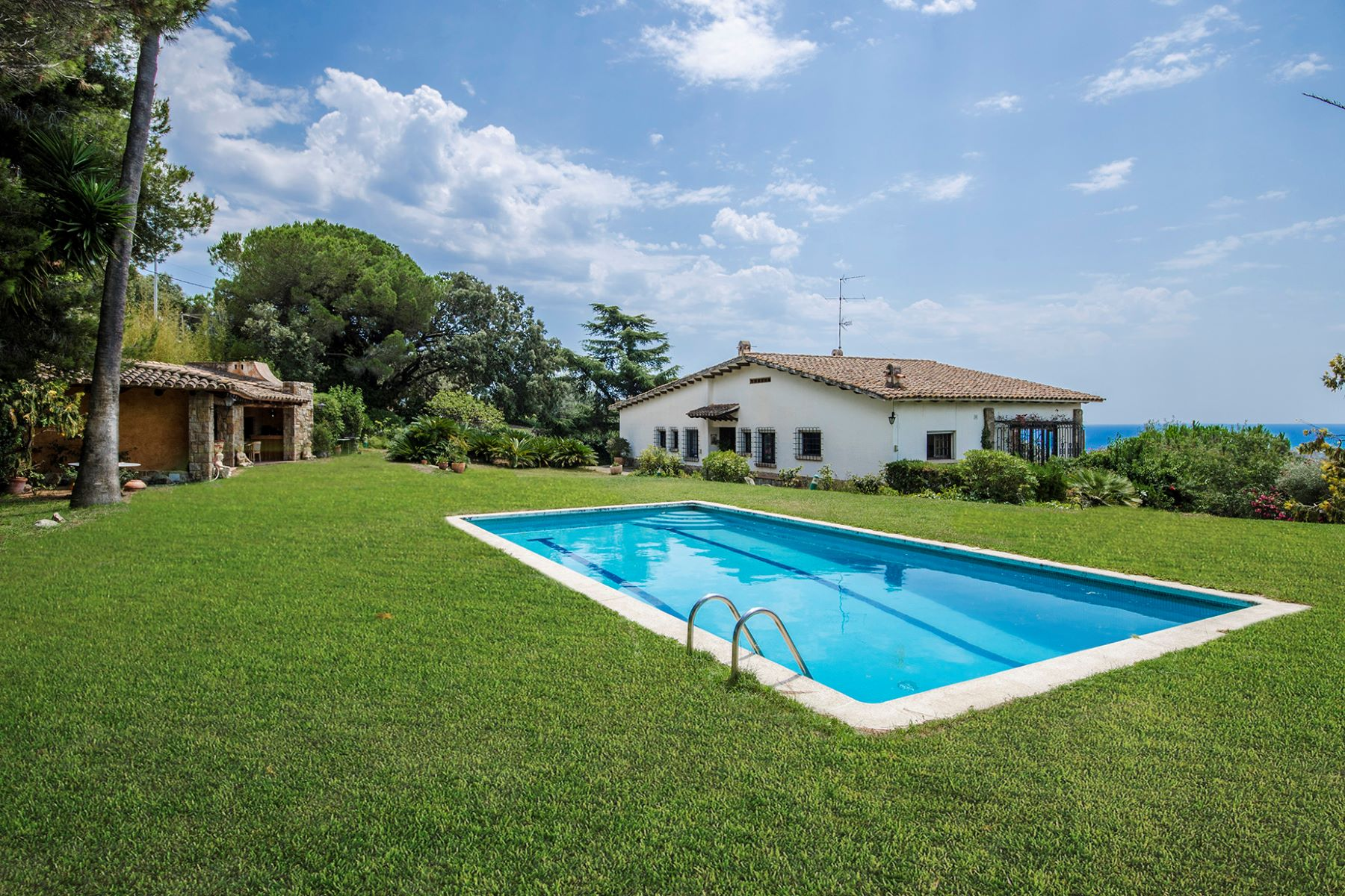 Single Family Home for Sale at Paradise of peace and privacy in Cabrera de Mar Cabrils, Barcelona, 08348 Spain