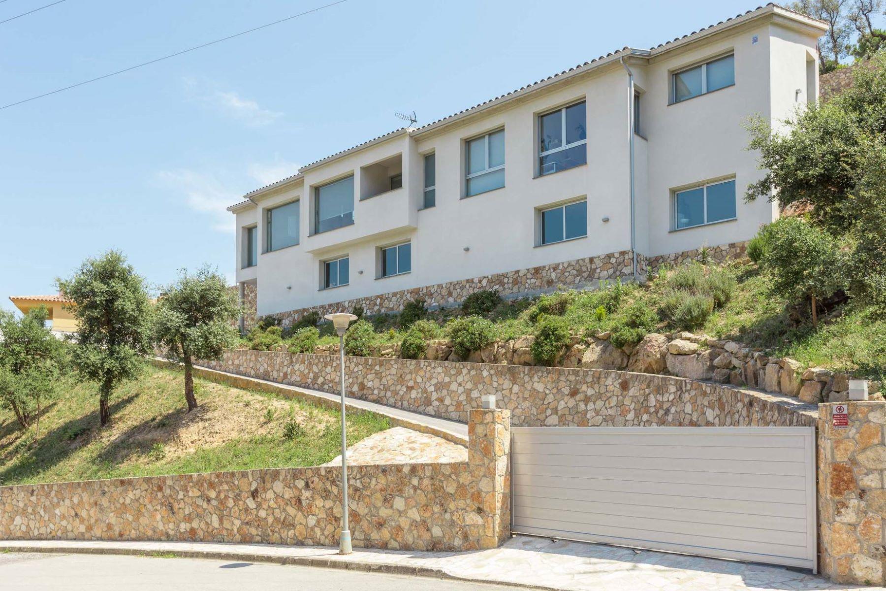 Casa Unifamiliar por un Venta en Modern house in Mas Nou Playa De Aro, Costa Brava, 17250 España
