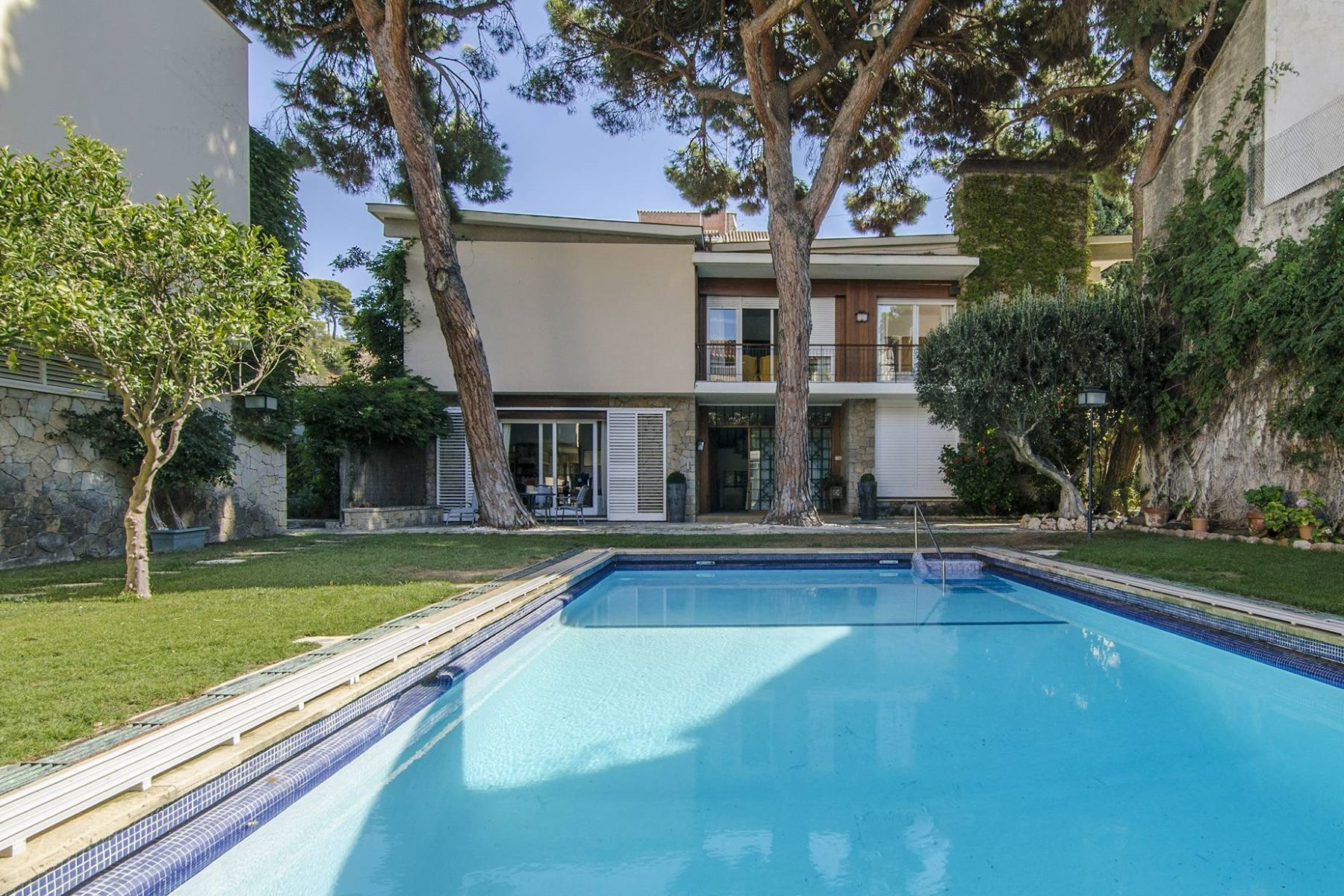 Single Family Home for Sale at A Luxury Seafront Property in Caldes d'Estrac Sant Andreu De Llavaneres, Barcelona, 08392 Spain