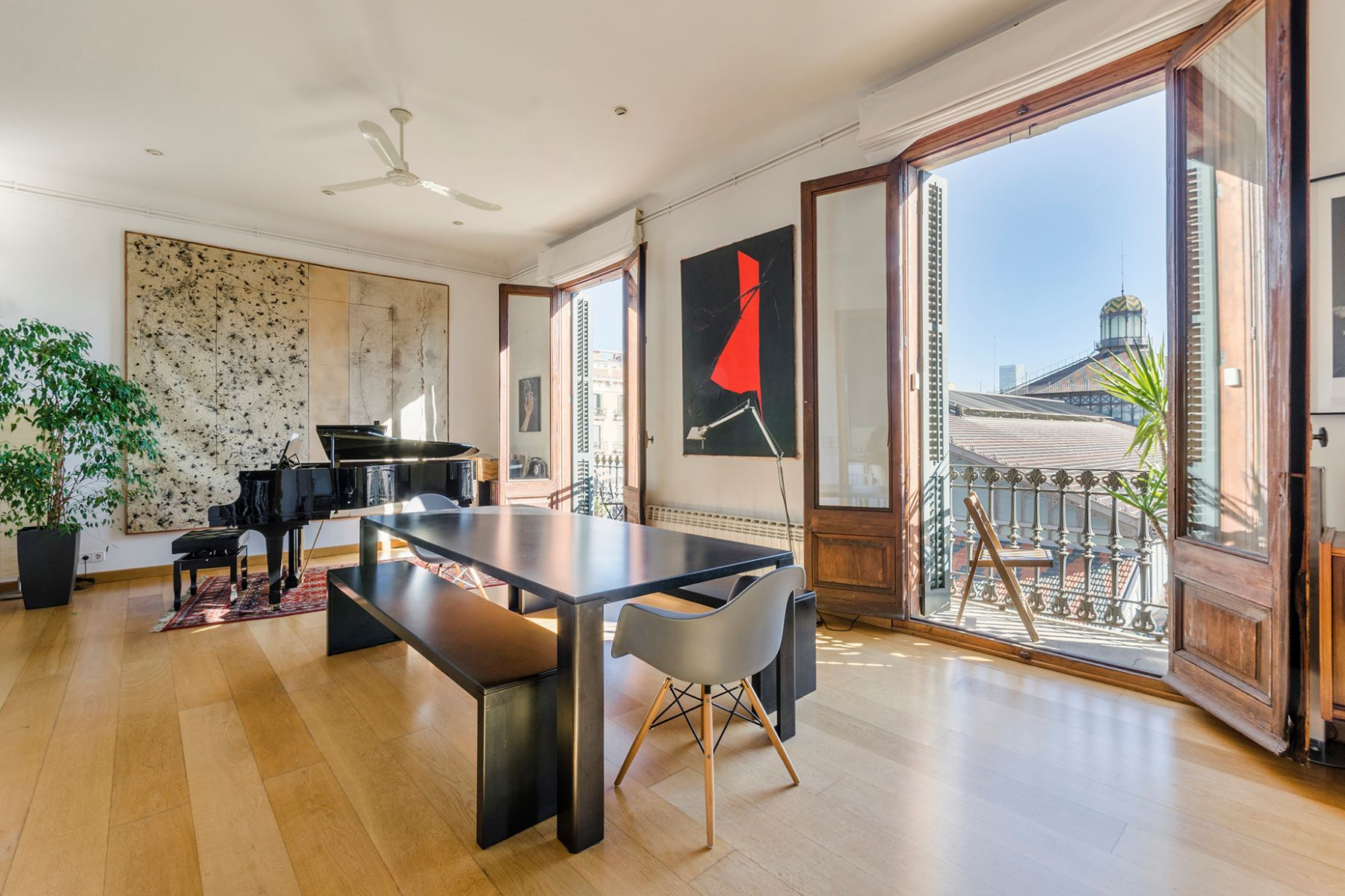 Apartment for Sale at Luxurious and classy apartment within a prestigious location of El Born Barcelona City, Barcelona, 08002 Spain