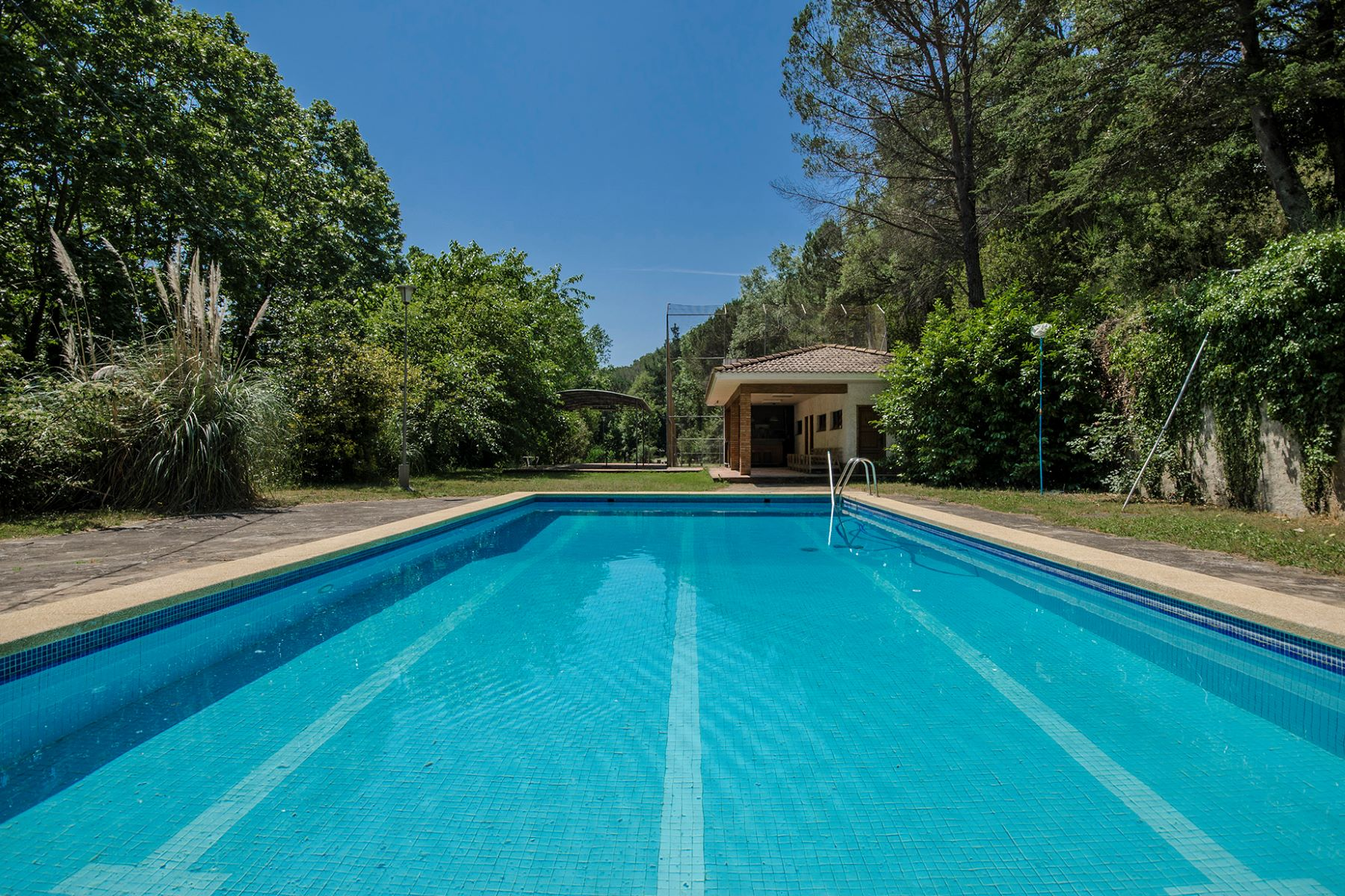 Single Family Home for Sale at Idyllic villa in the middle of nature Other Cities Barcelona North Coast, Barcelona, 08328 Spain