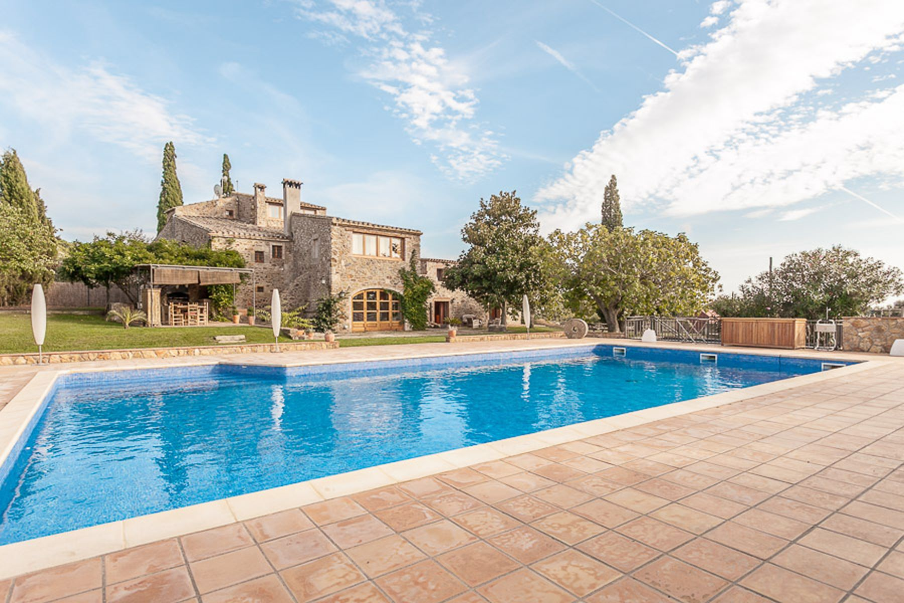 Single Family Home for Sale at Magnificent country house 2.5 km from the beach Sant Antoni De Calonge, Costa Brava, 17252 Spain