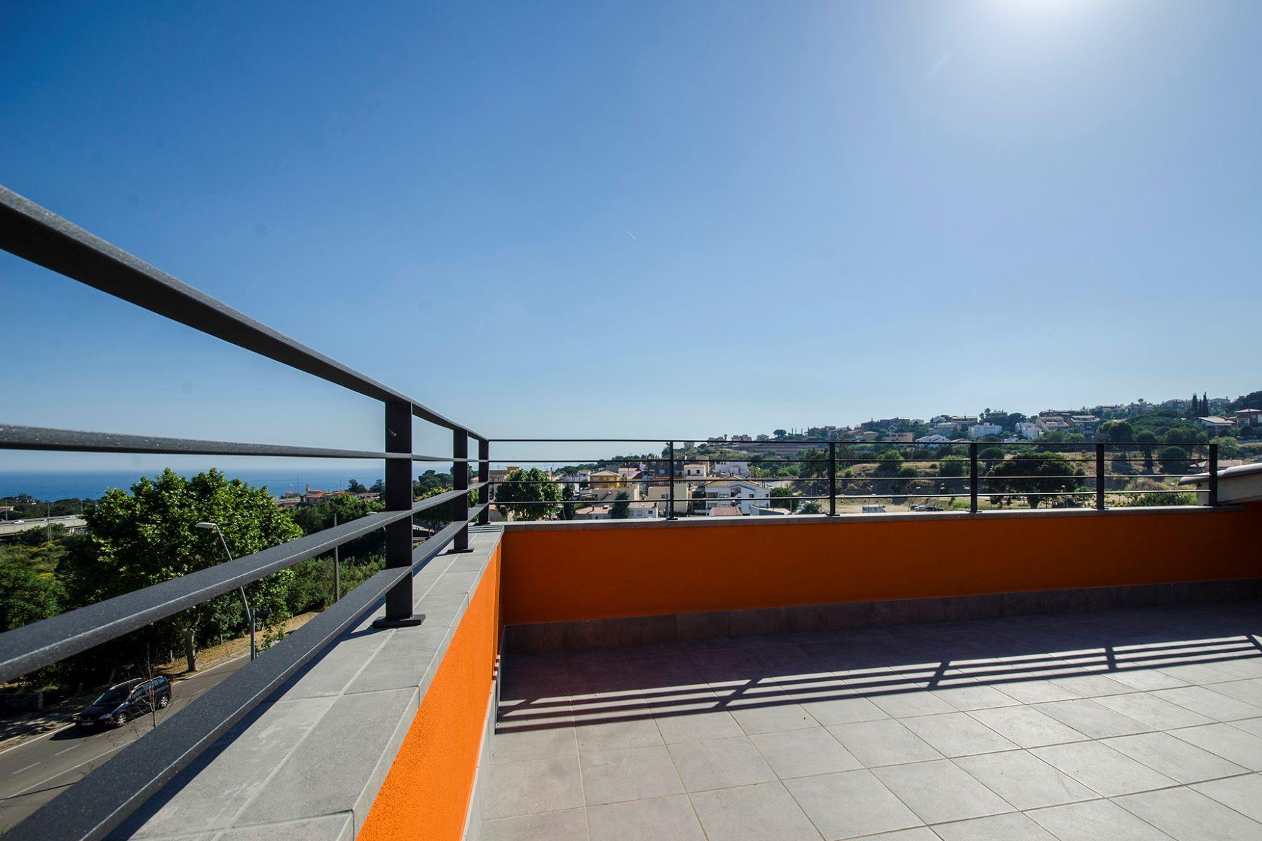 独户住宅 为 销售 在 New development in Teià with sea views Teia, 巴塞罗那, 08329 西班牙