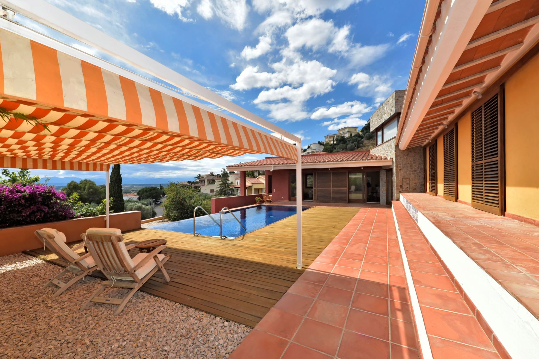 Single Family Home for Sale at Beautiful villa overlooking the bay of Rose Roses, Costa Brava, 17480 Spain