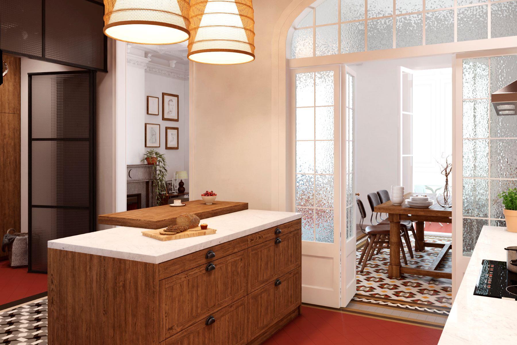 アパート のために 売買 アット Modern and sunny apartment Barcelona City, Barcelona, 08007 スペイン