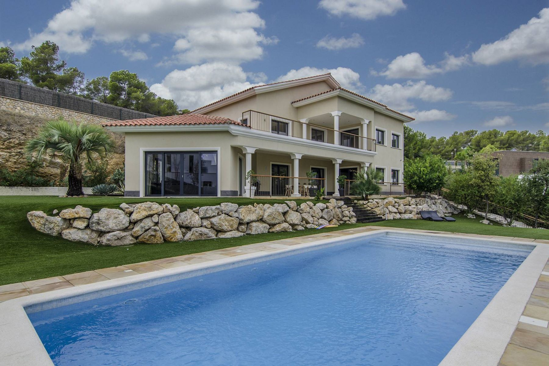 Single Family Home for Sale at Luxury House For Sale in Can Girona Sitges, Barcelona, 08870 Spain