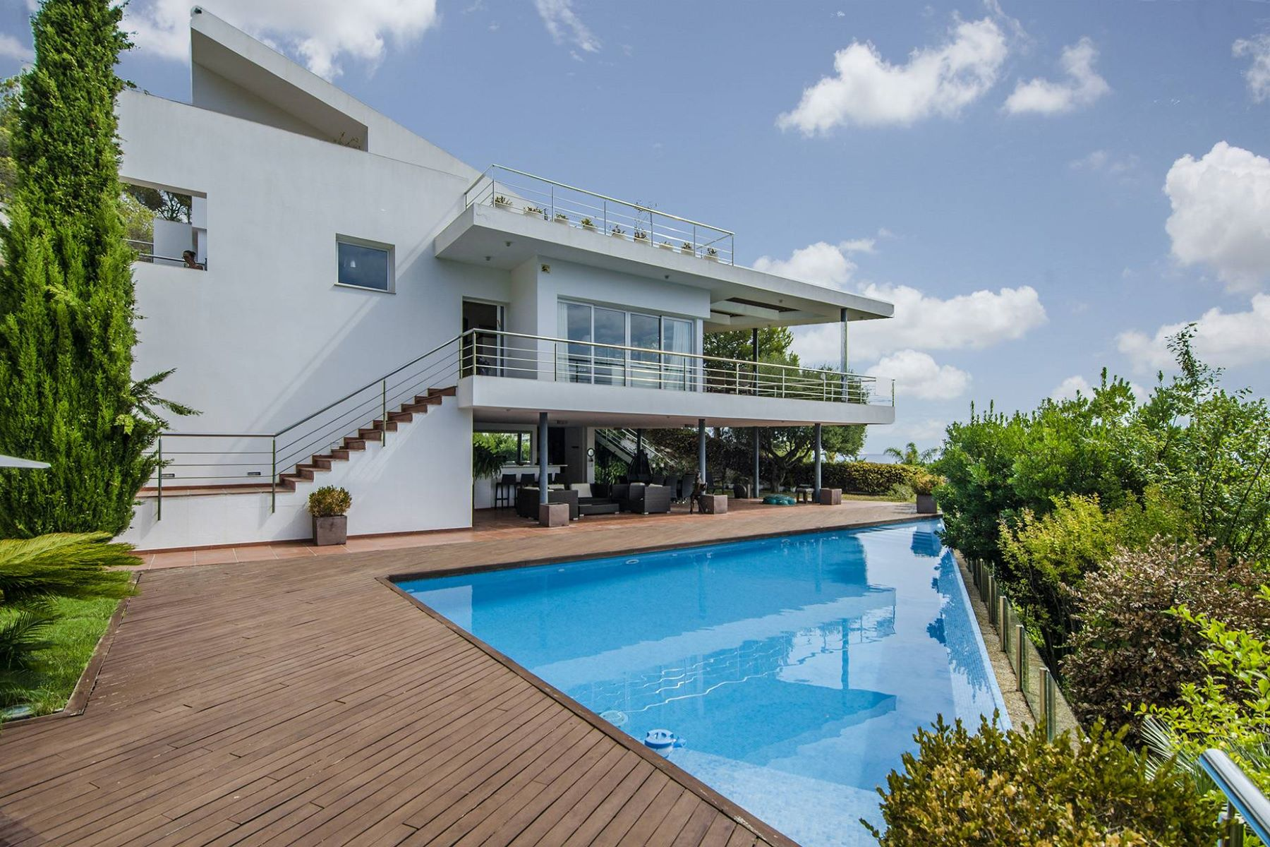 Single Family Home for Sale at Modern Style House in Can Girona Sitges, Barcelona, 08870 Spain