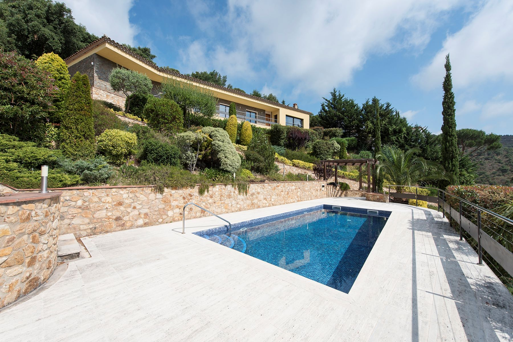 Single Family Home for Sale at House with lovely views in Mas Nou Playa De Aro, Costa Brava, 17250 Spain