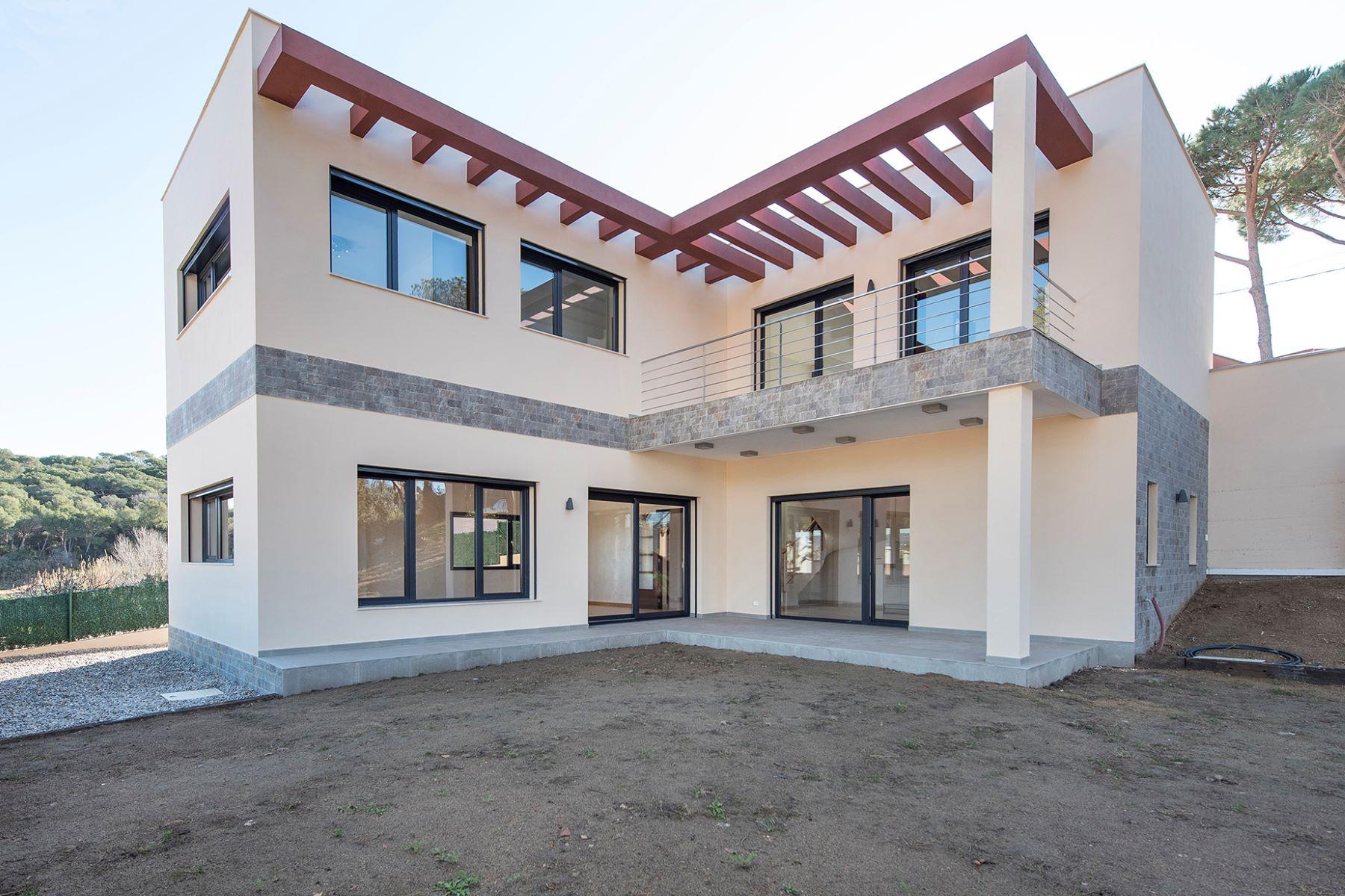 Single Family Home for Sale at Modern newly built house Playa De Aro, Costa Brava, 17250 Spain