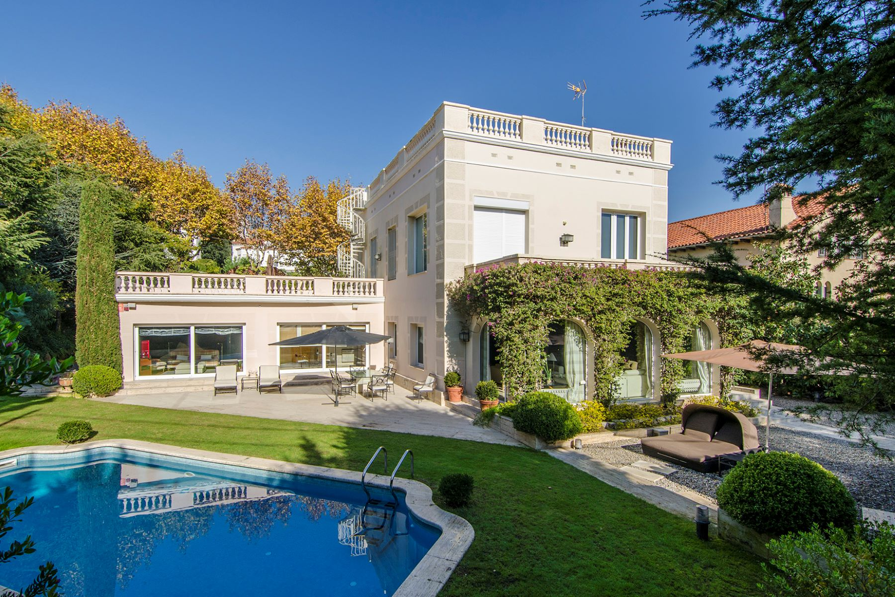 Single Family Home for Sale at A Neoclassical Jewel a Short Distance from Barcelona Other Cities Barcelona North Coast, Barcelona, 08328 Spain