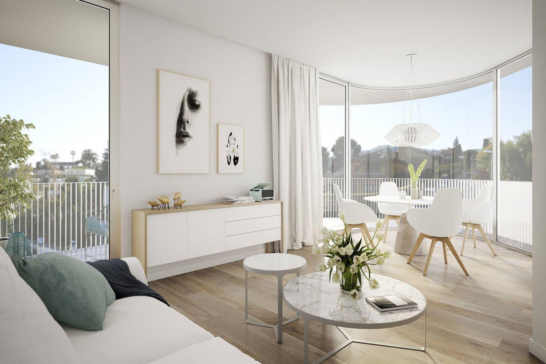 Apartamento por un Venta en Duplex penthouse with sea views Alella, Barcelona, 08328 España