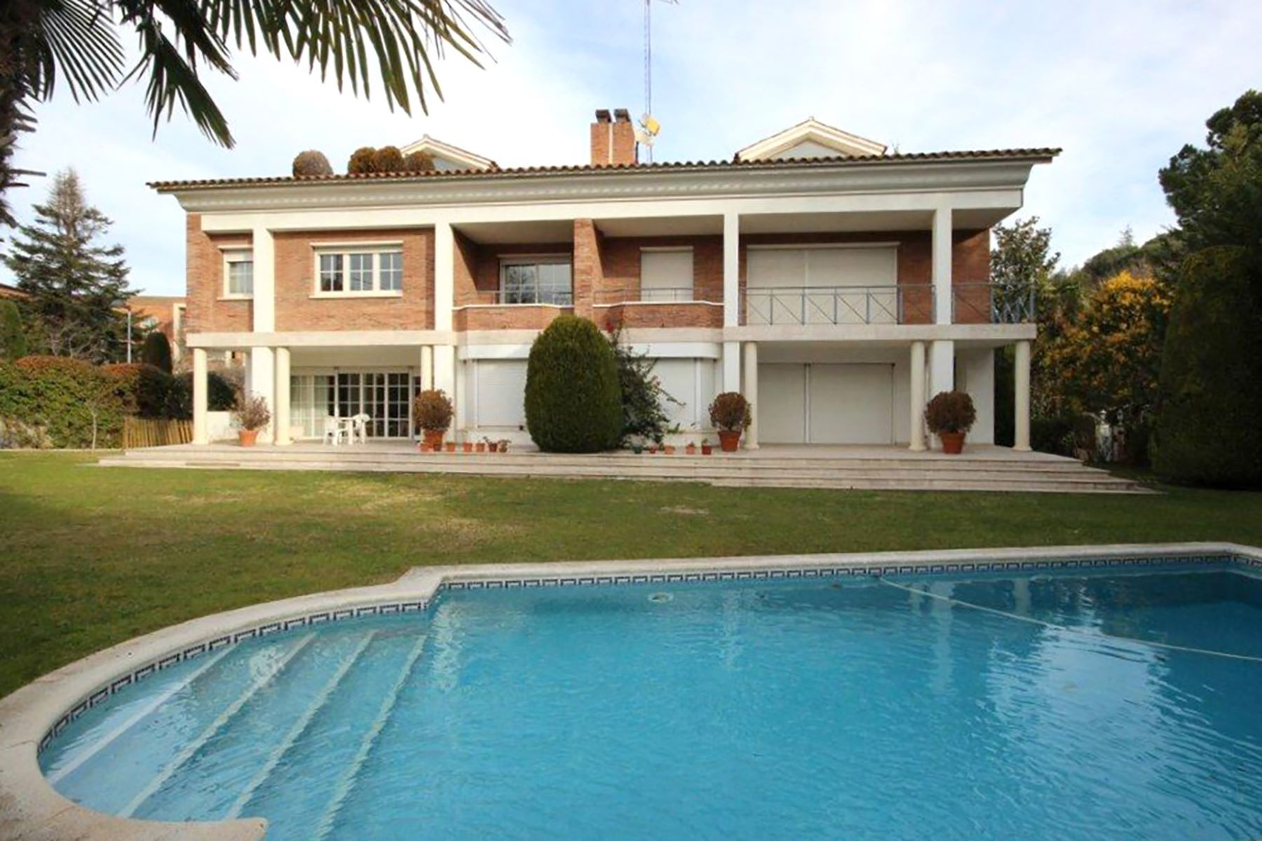 Single Family Home for Sale at Fantastic House in Valldoreix Sant Cugat Del Valles, Barcelona, 08172 Spain