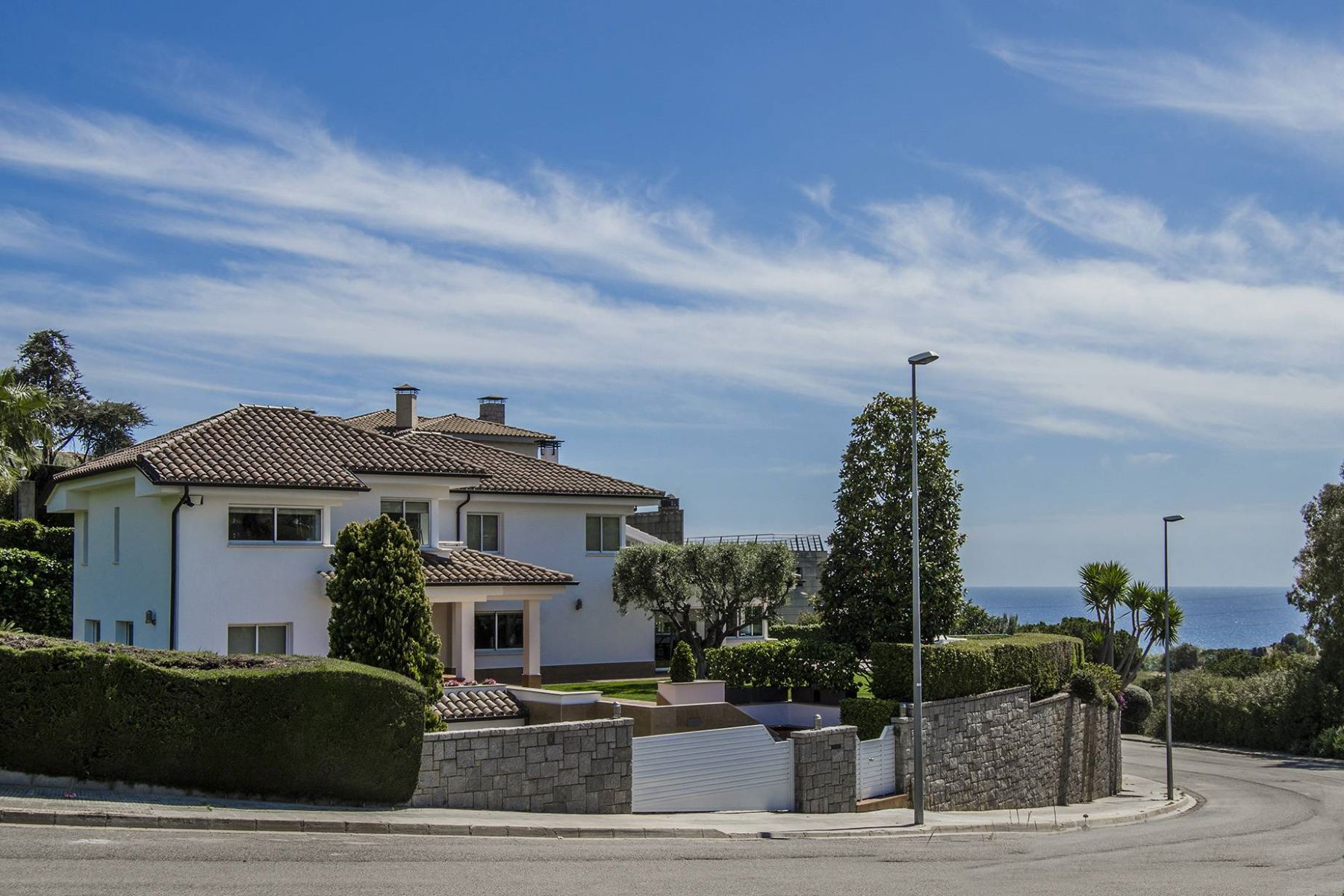 Single Family Home for Sale at Marvelous Villa in Can Teixidó Alella, Barcelona, 08328 Spain
