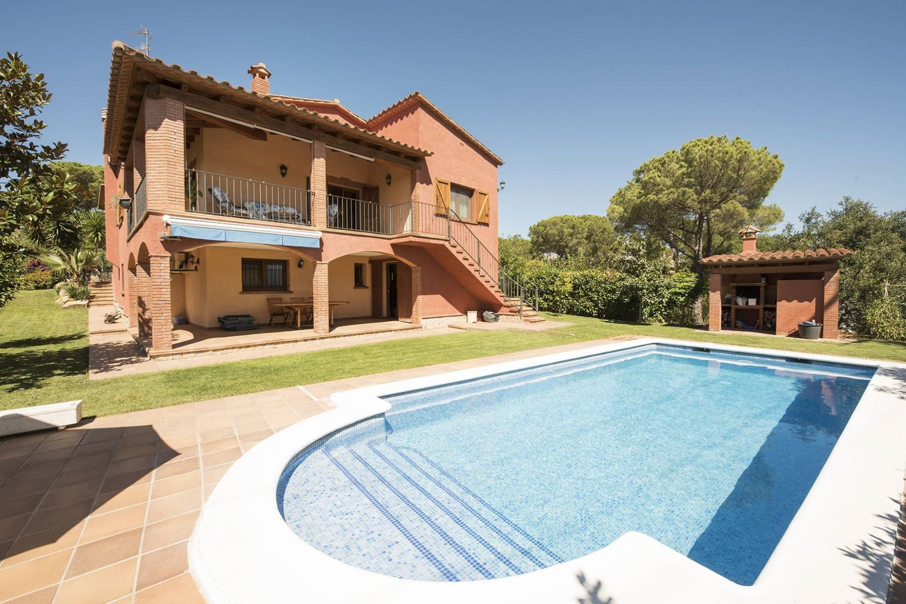 Single Family Home for Sale at Welcoming house in calm area Playa De Aro, Costa Brava, 17250 Spain