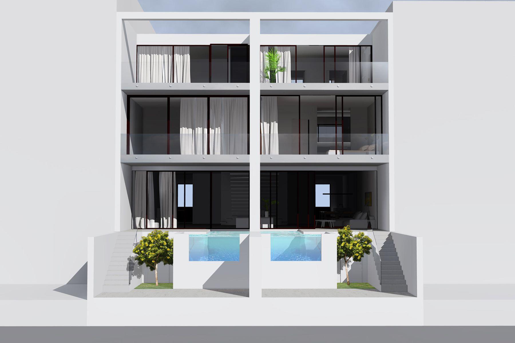 独户住宅 为 销售 在 Houses under construction, modern, good high quality, near the center and be ... 布拉瓦, 科斯塔布拉瓦, 17487 西班牙