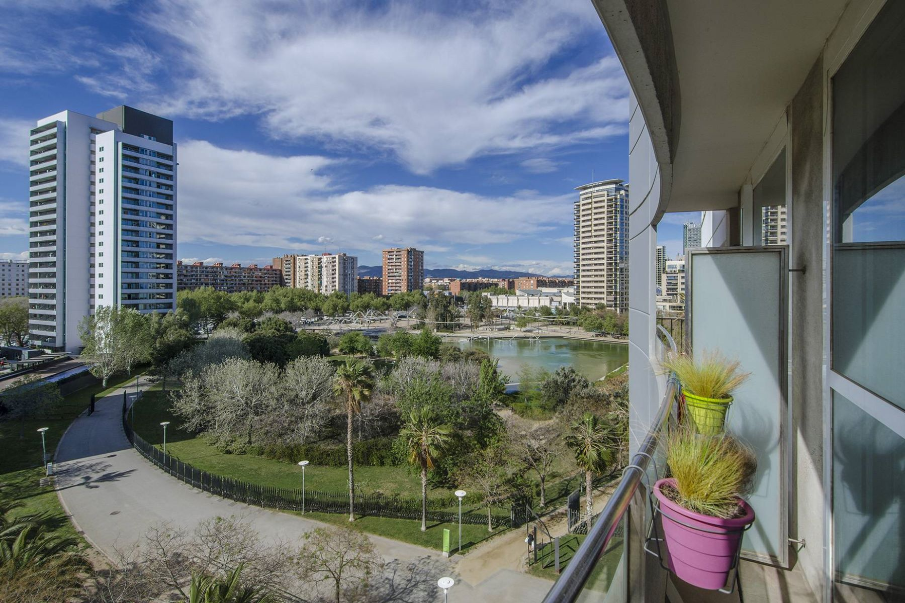 Apartment for Sale at Apartment in the Exclusive Residential Area of Diagonal Mar, Barcelona Barcelona City, Barcelona, 08019 Spain