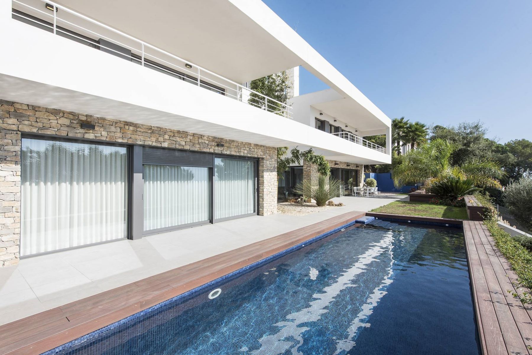 Single Family Homes for Sale at Designer villa overlooking the sea in one of the most prestigious locations Other Spain, Other Areas In Spain 17300 Spain
